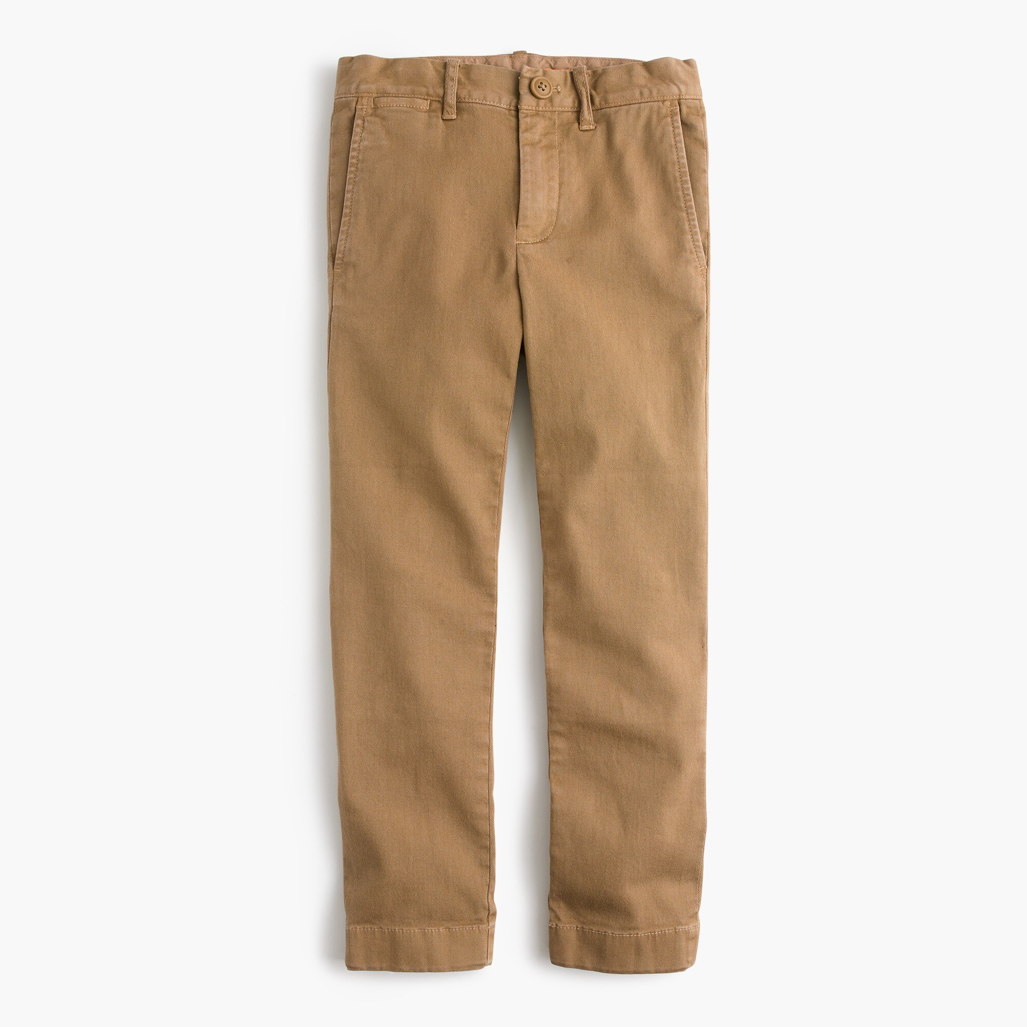 Boys' chino pant in stretch skinny fit