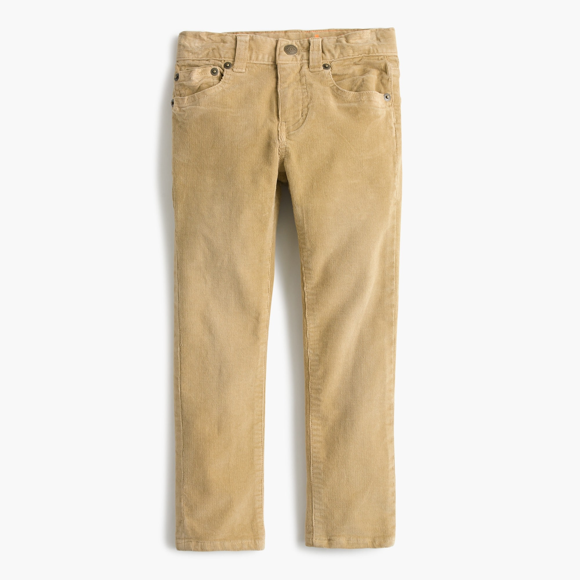 boys' cord in stretch fit - boys' pants