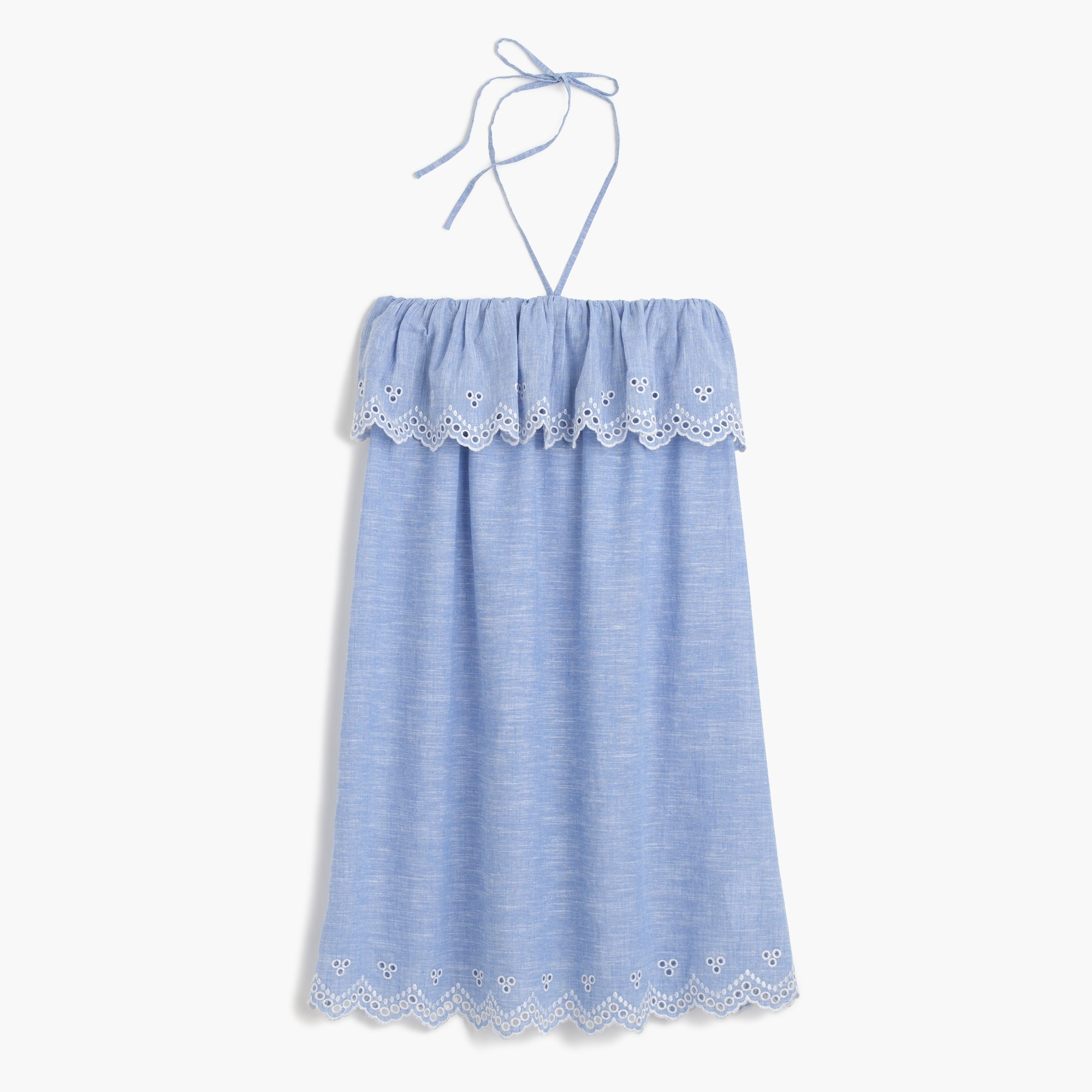 Image 2 for Eyelet beach dress