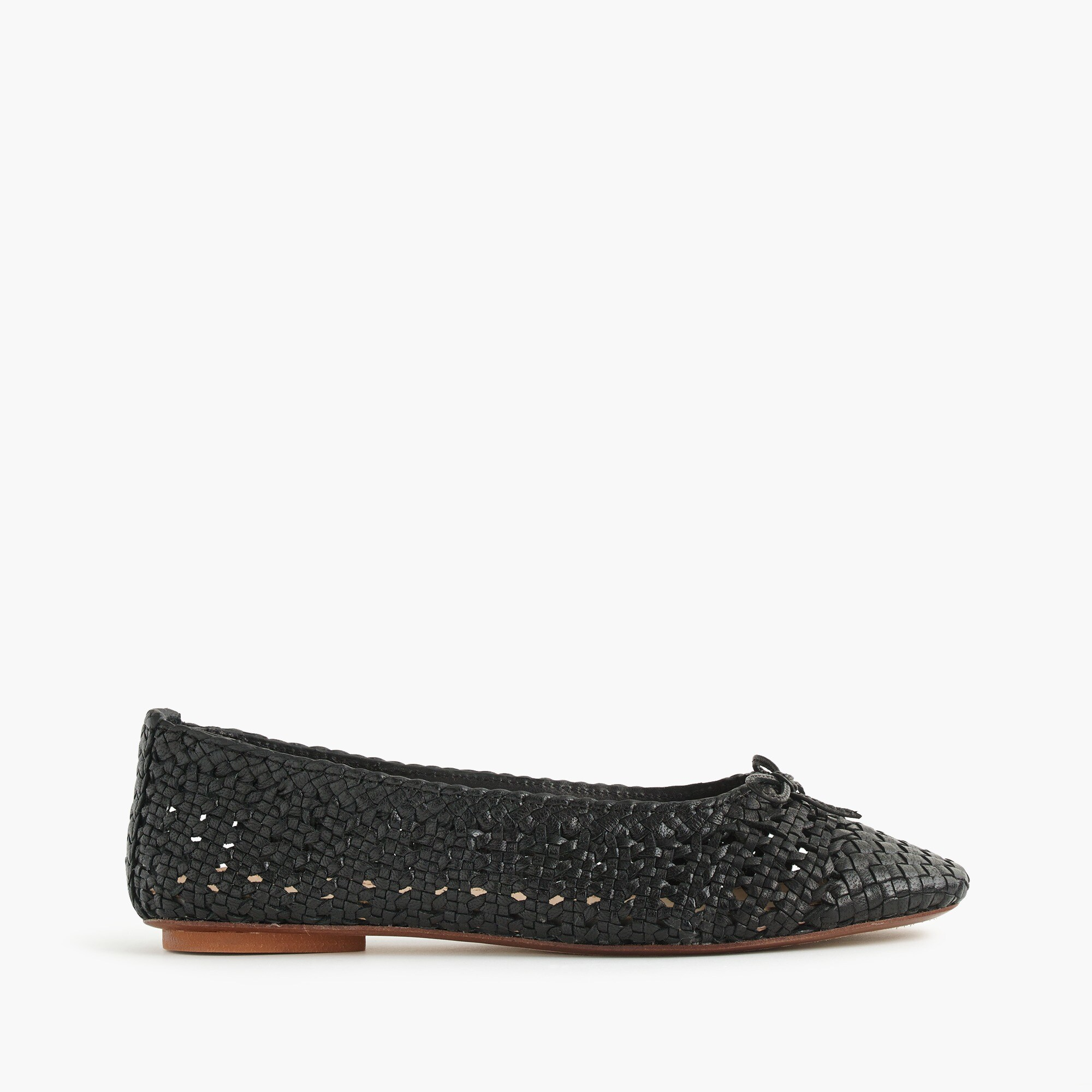Dragon Diffusion™ for J.Crew woven ballet flats women j.crew in good company c