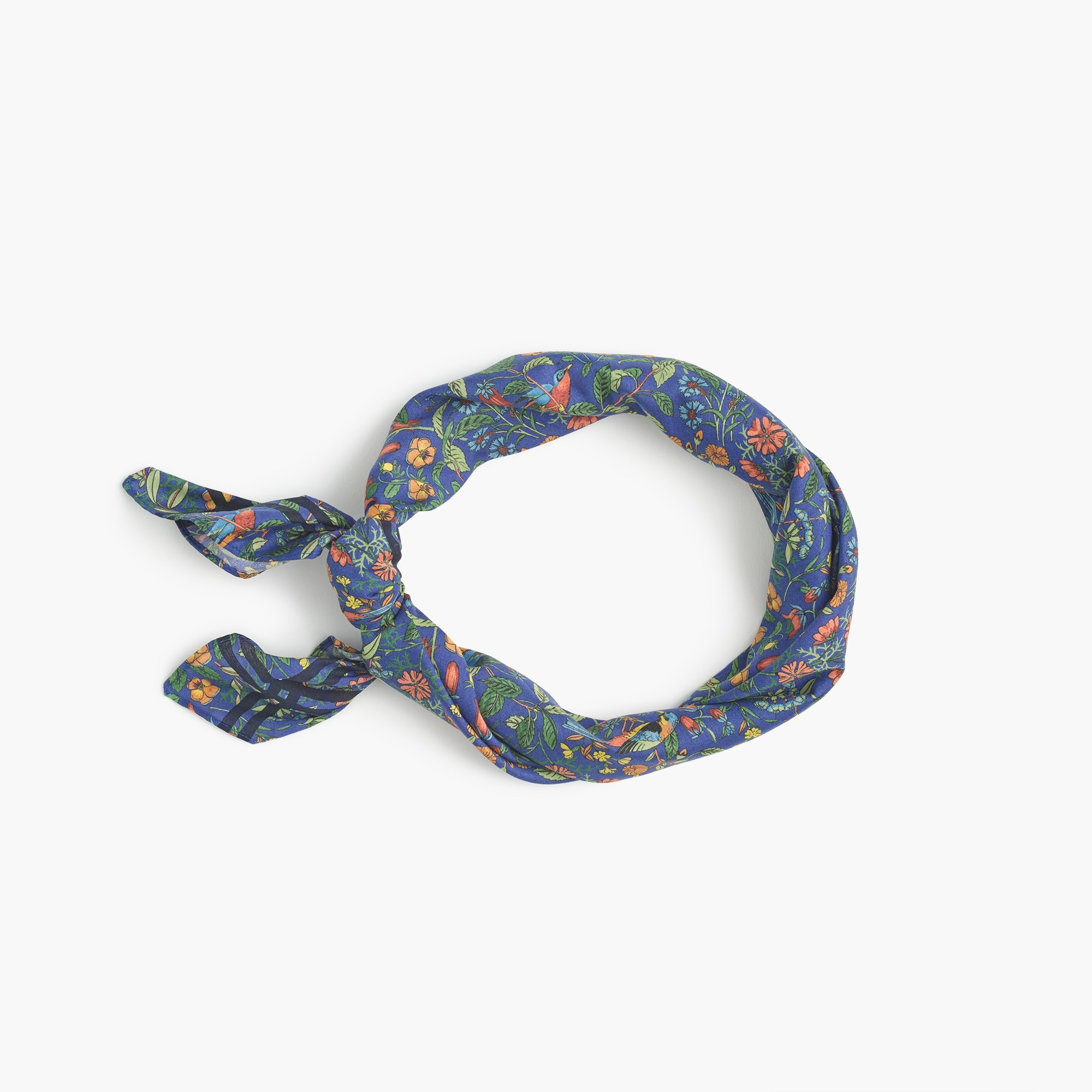 Bandana in Liberty® Catesby print