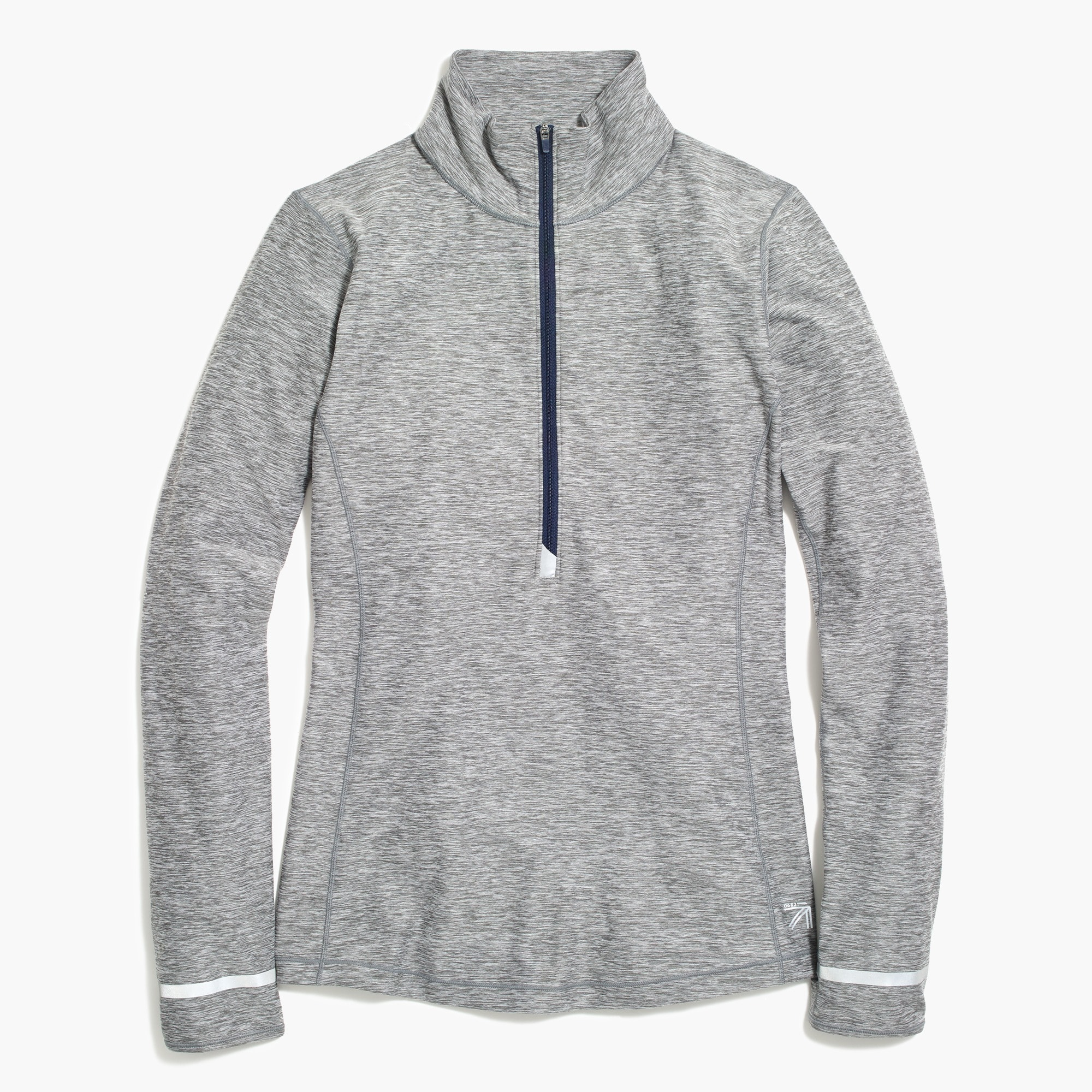 new balance® for j.crew in-transit pullover : women tops & sports bras