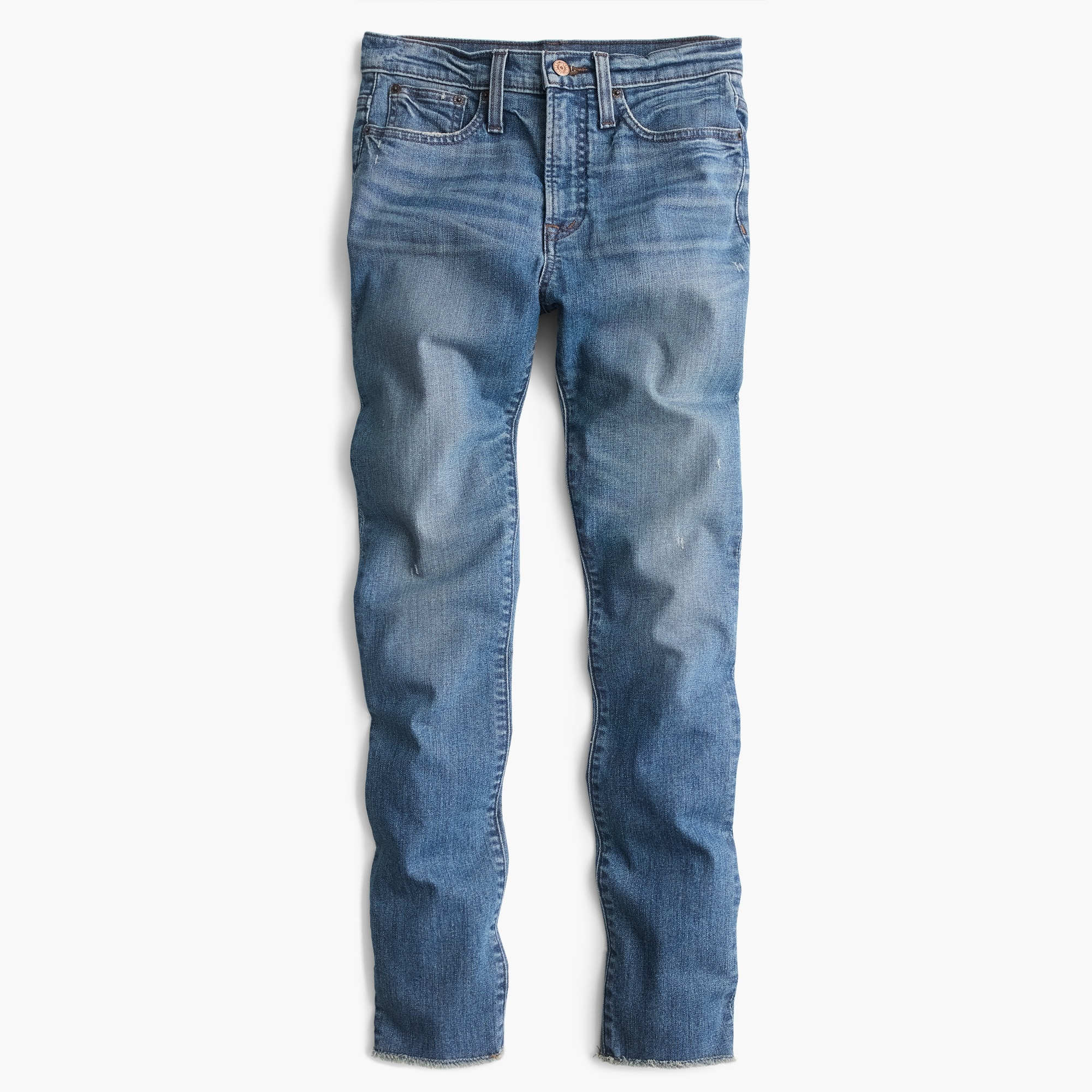 Image 1 for Tall vintage crop jean in Landers wash