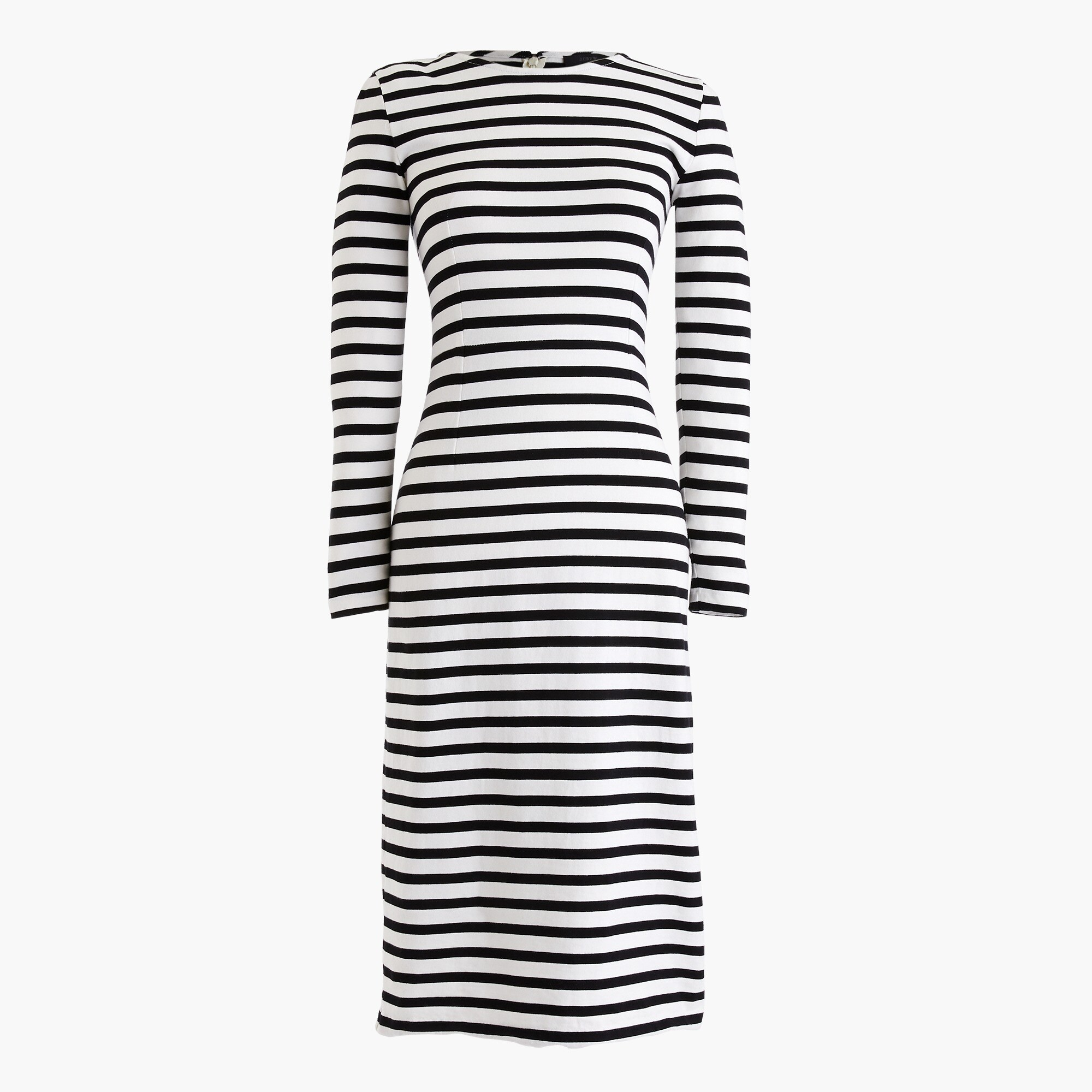 Image 2 for Long-sleeve striped dress