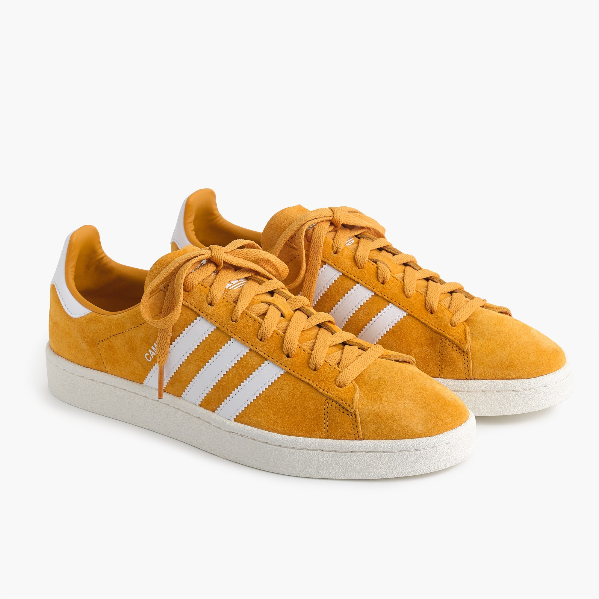 mens Adidas® suede Campus 80 sneakers