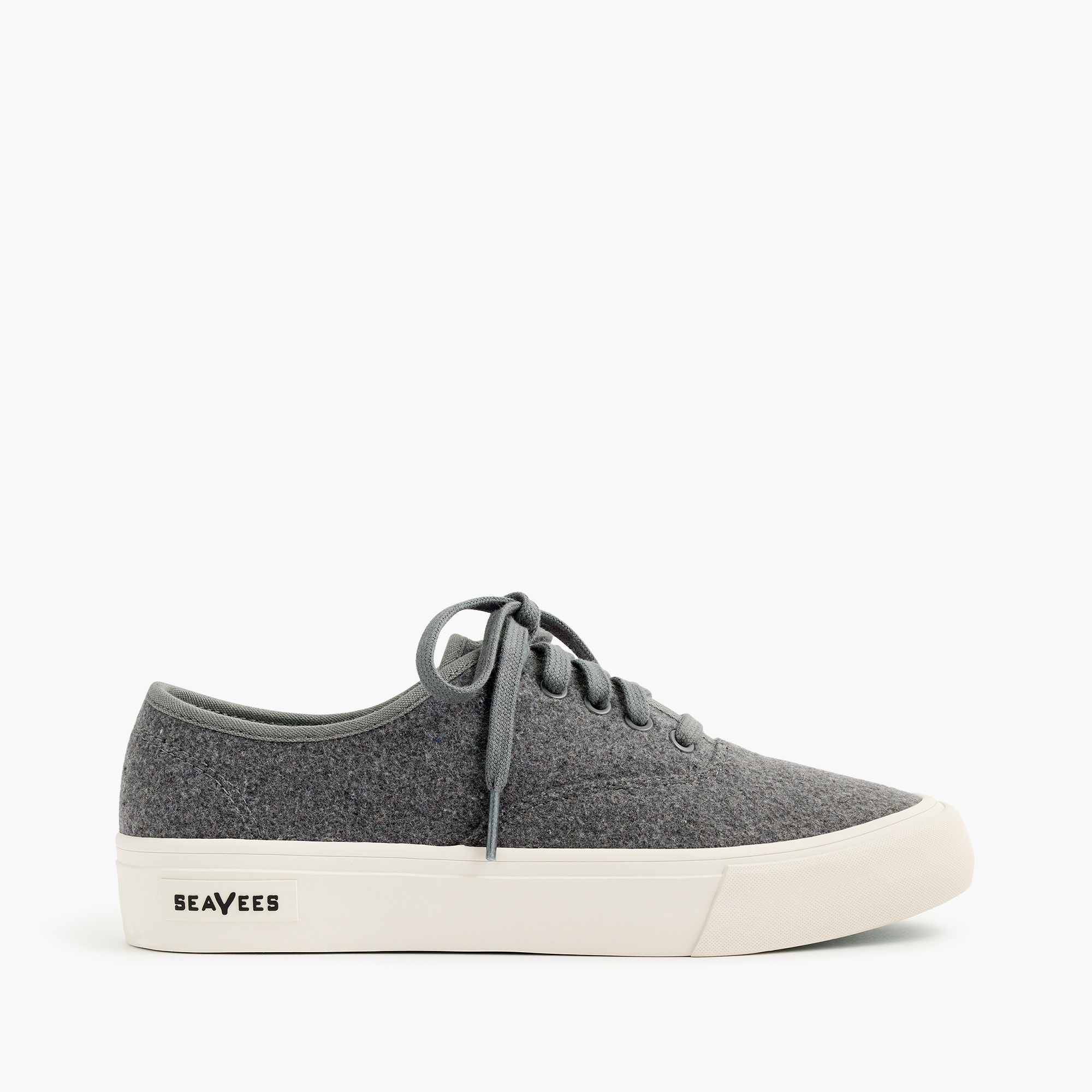 SeaVees® for J.Crew Legend sneakers in flannel