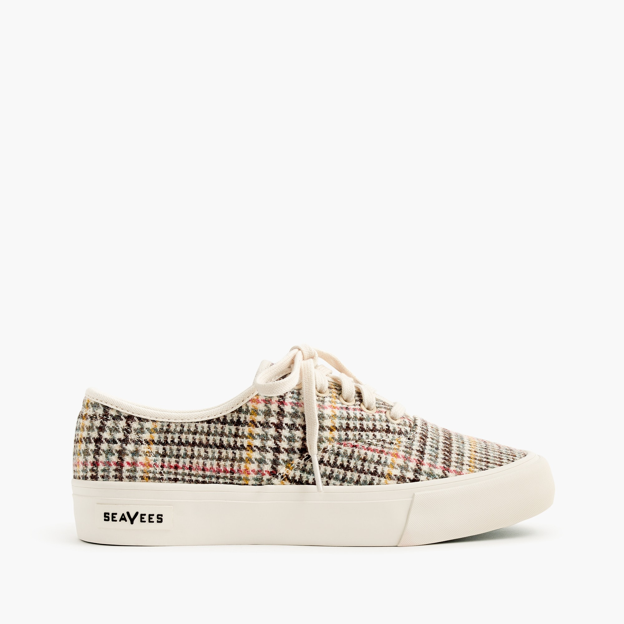 SeaVees® for J.Crew Legend sneakers in plaid women j.crew in good company c