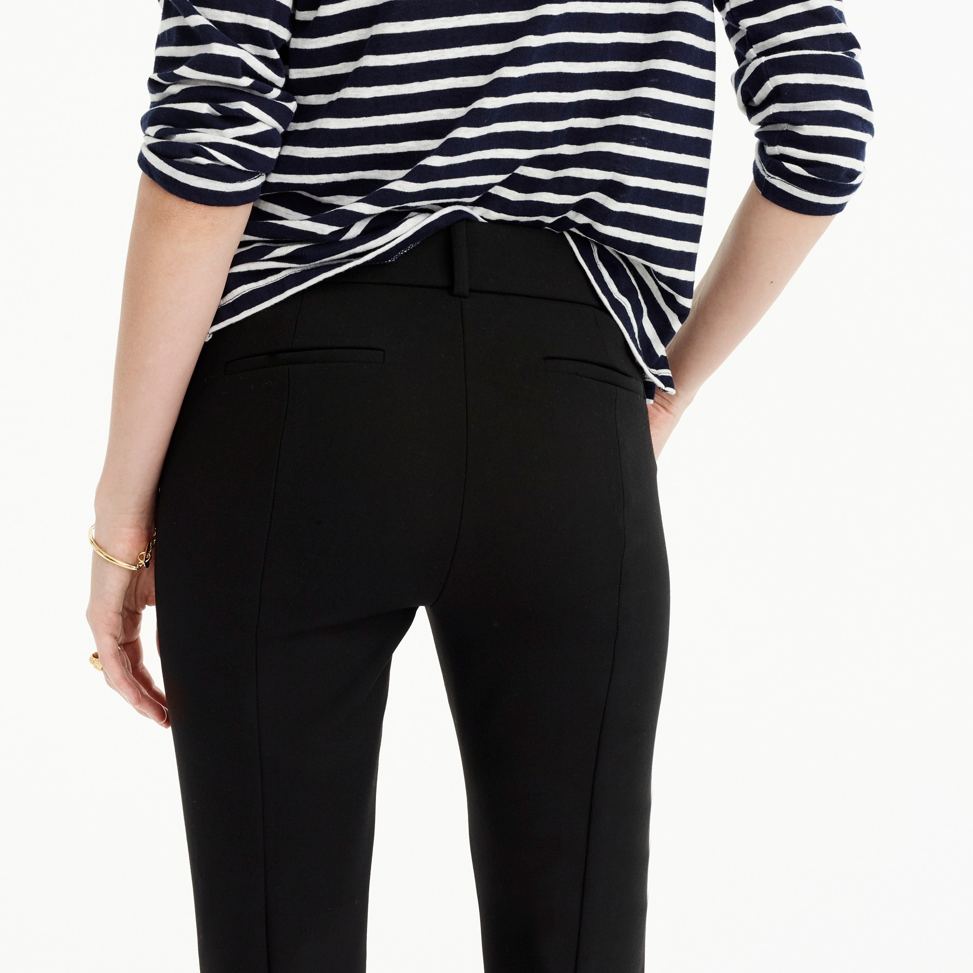 Image 5 for Cameron slim crop pant in four-season stretch