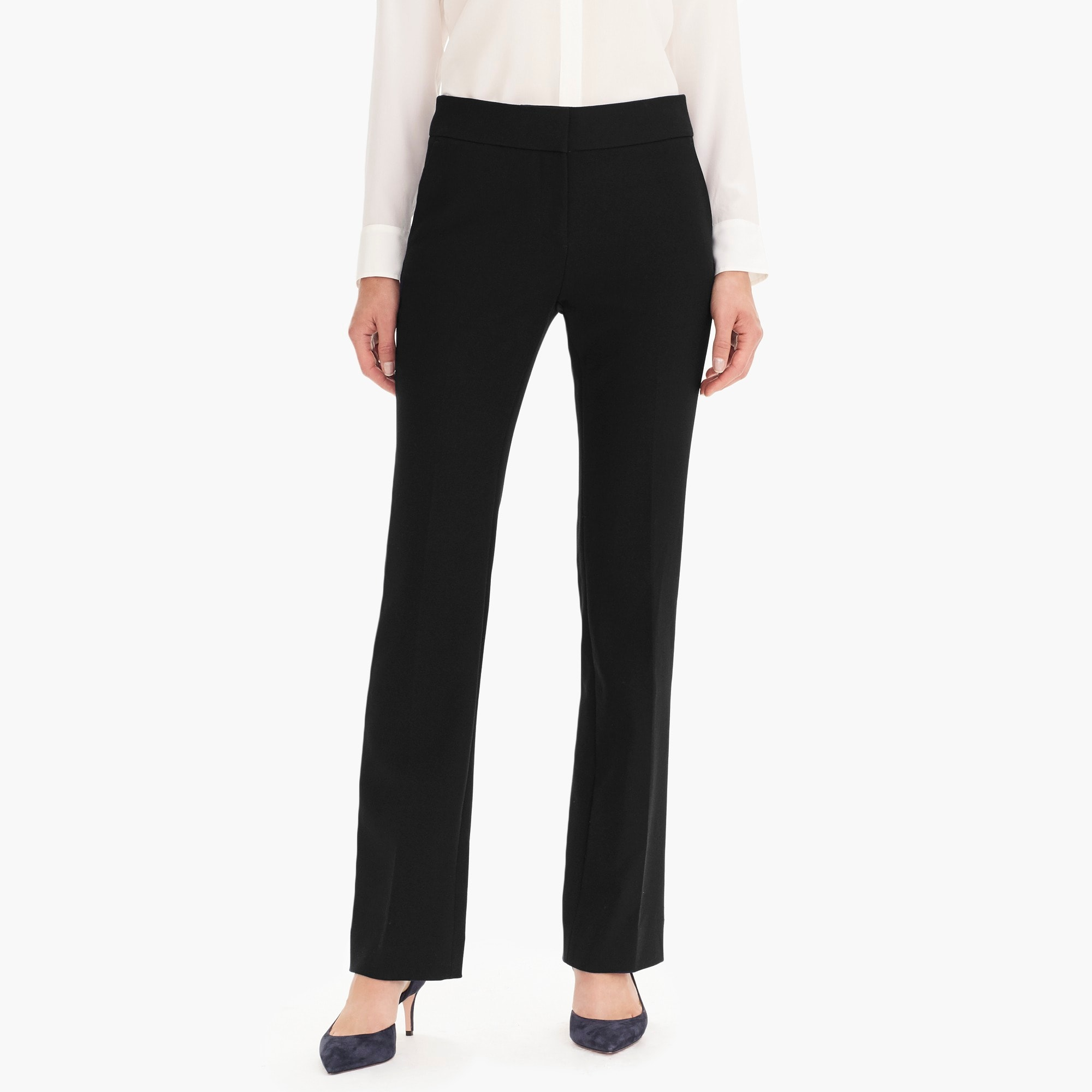 Image 4 for Edie full-length trouser in four-season stretch