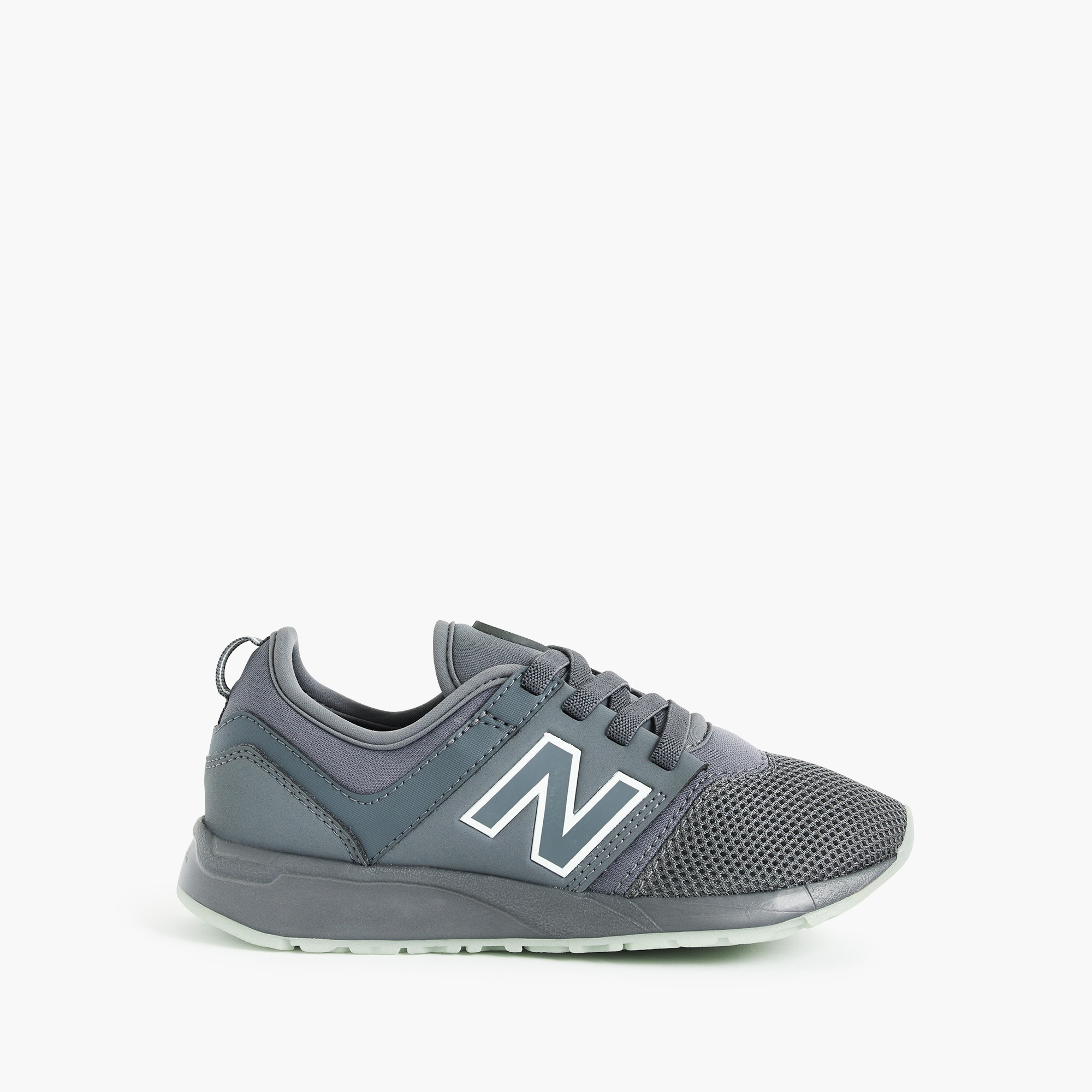 Kids' New Balance® for crewcuts 24/7 sneakers with no-tie laces girl j.crew in good company c