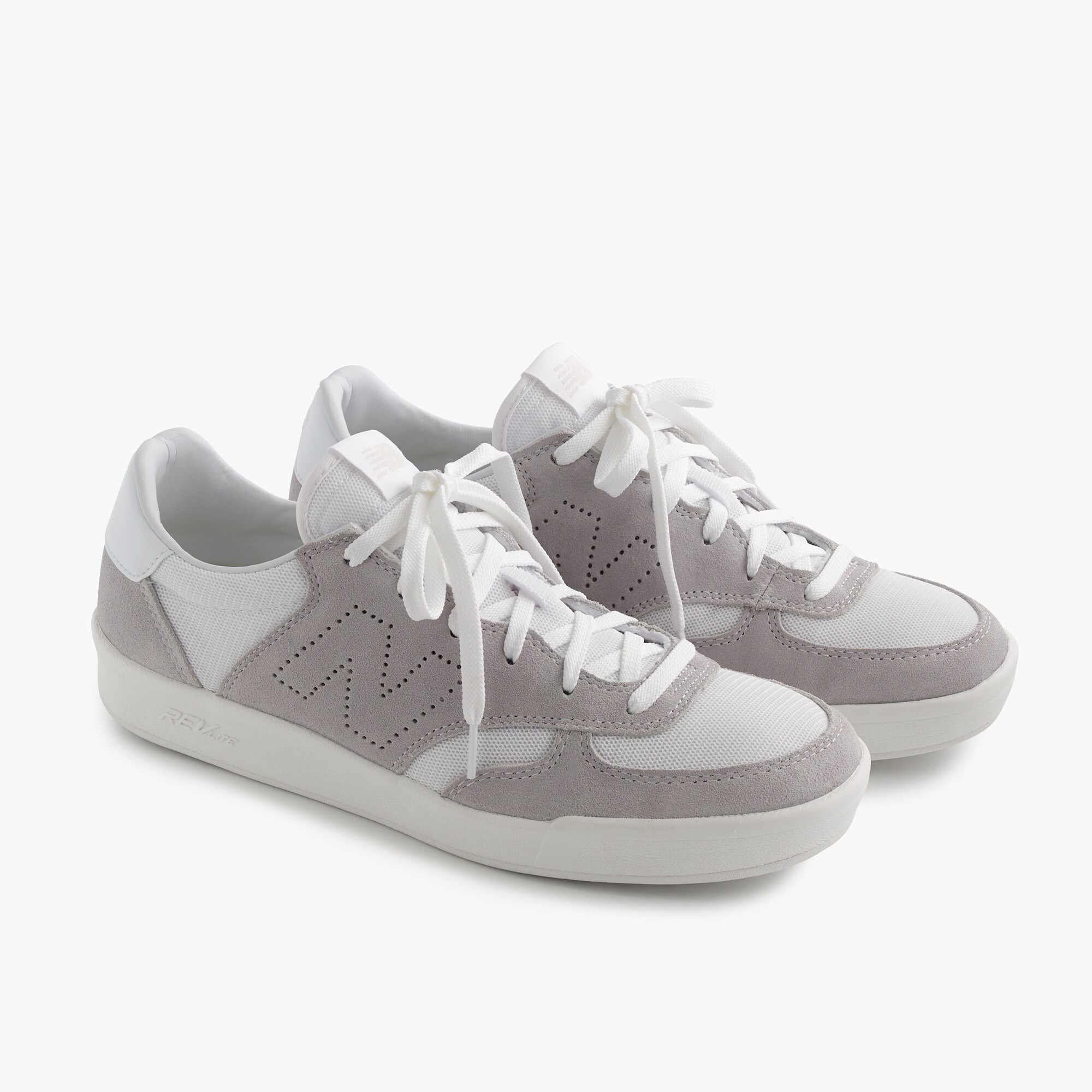 Image 4 for New Balance® CRT300 sneakers in white