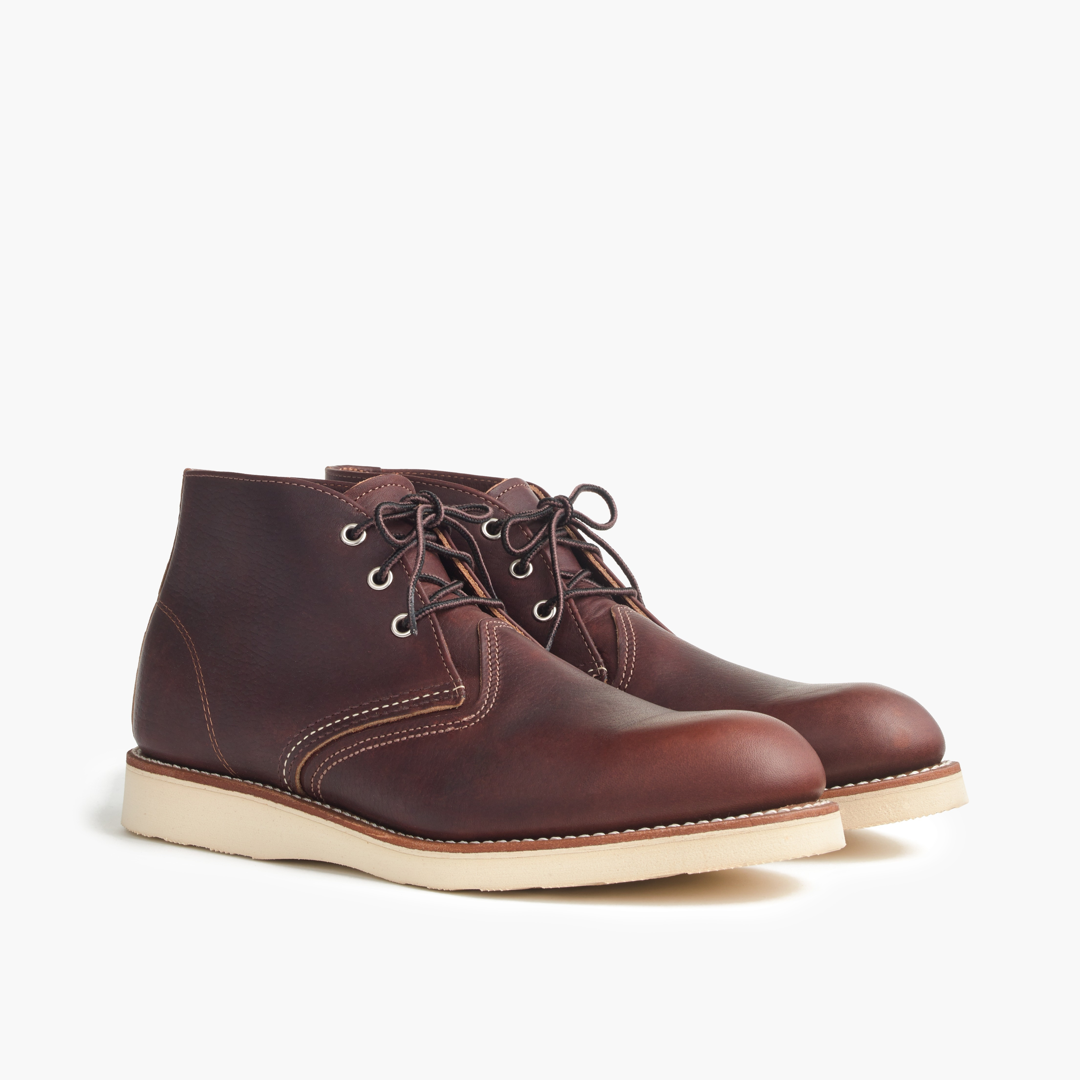 Red Wing® work chukkas in Briar Oil Slick men j.crew in good company c