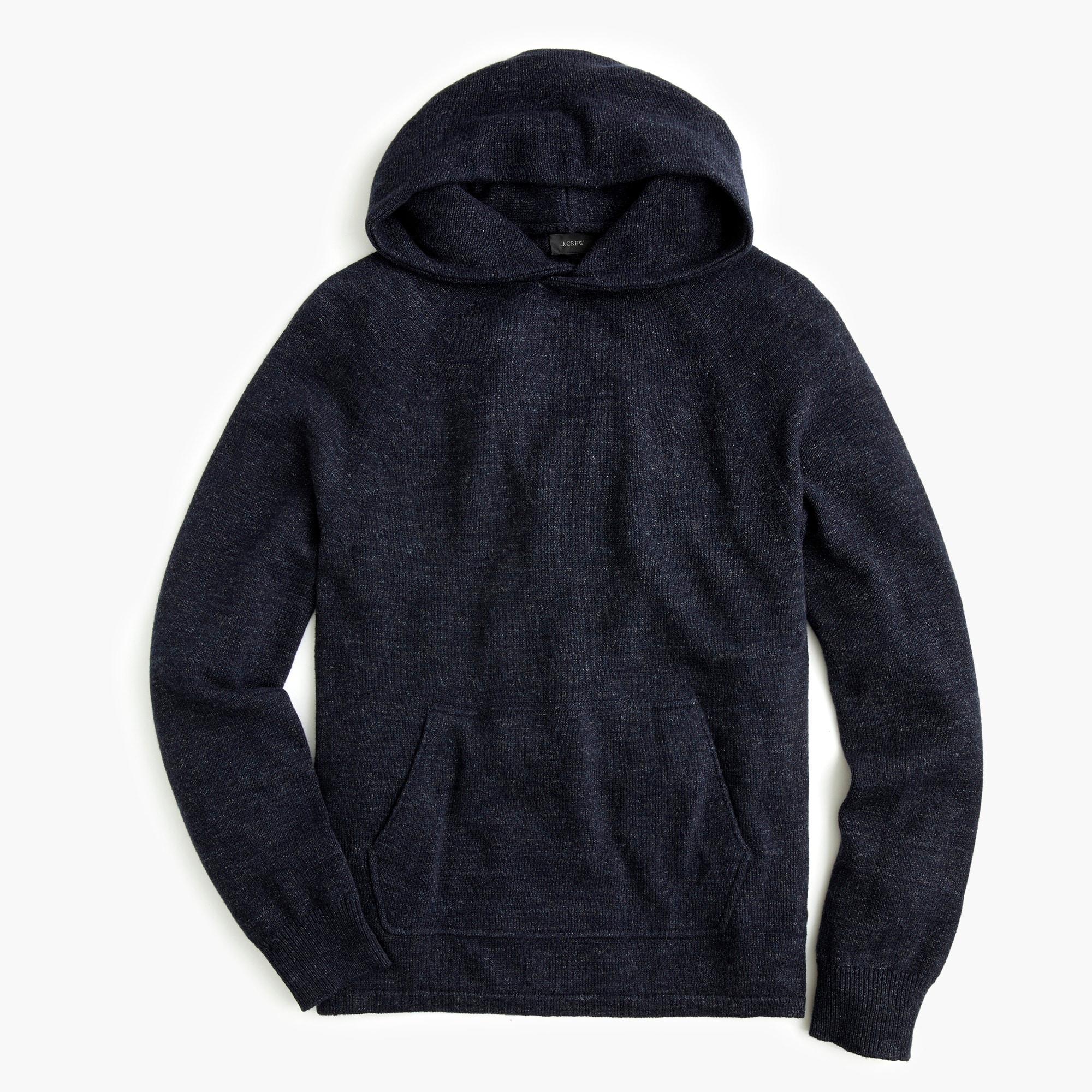 Cotton-wool sweater hoodie