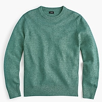 Slim lambswool crewneck sweater