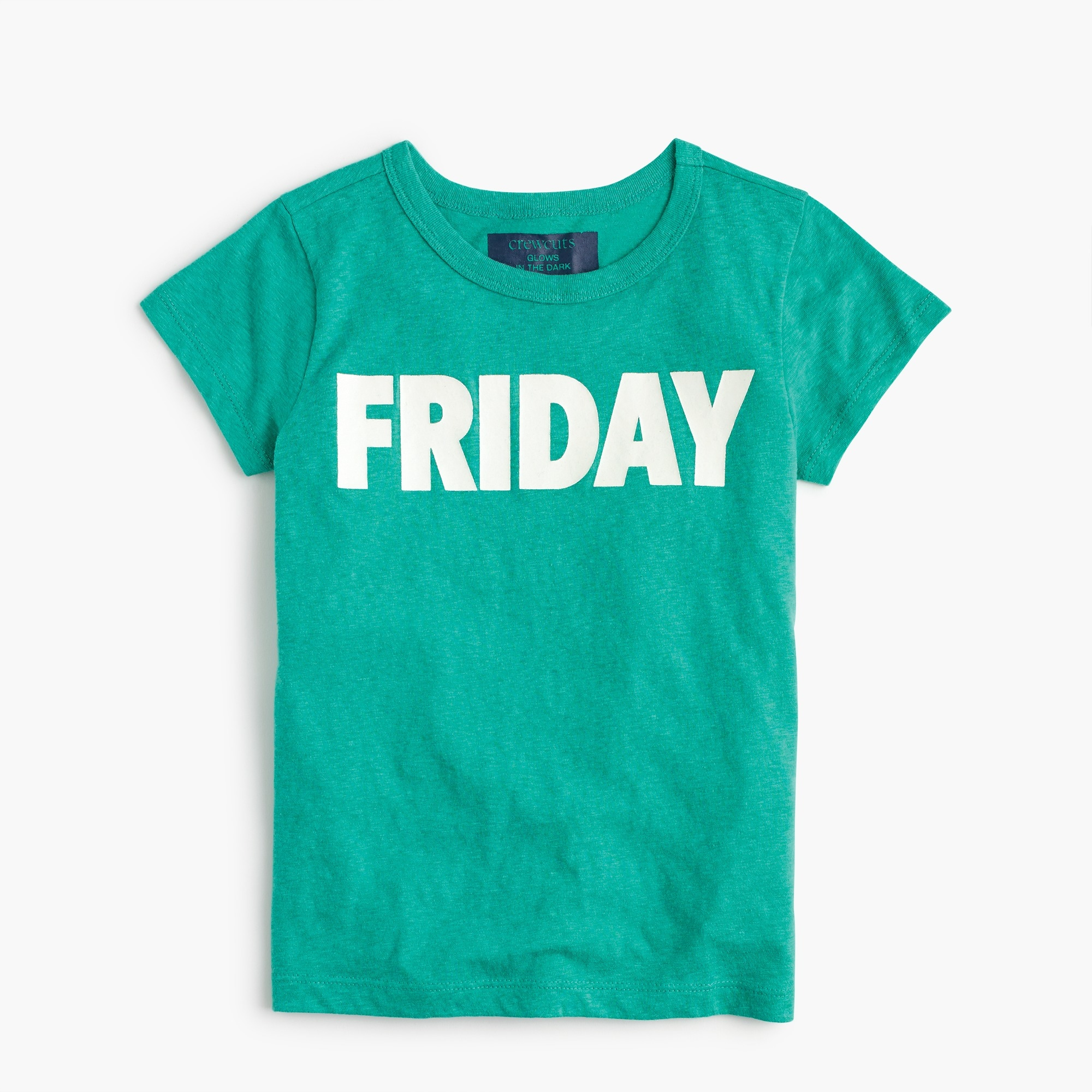 "Image 1 for Girls' ""Friday"" T-shirt"