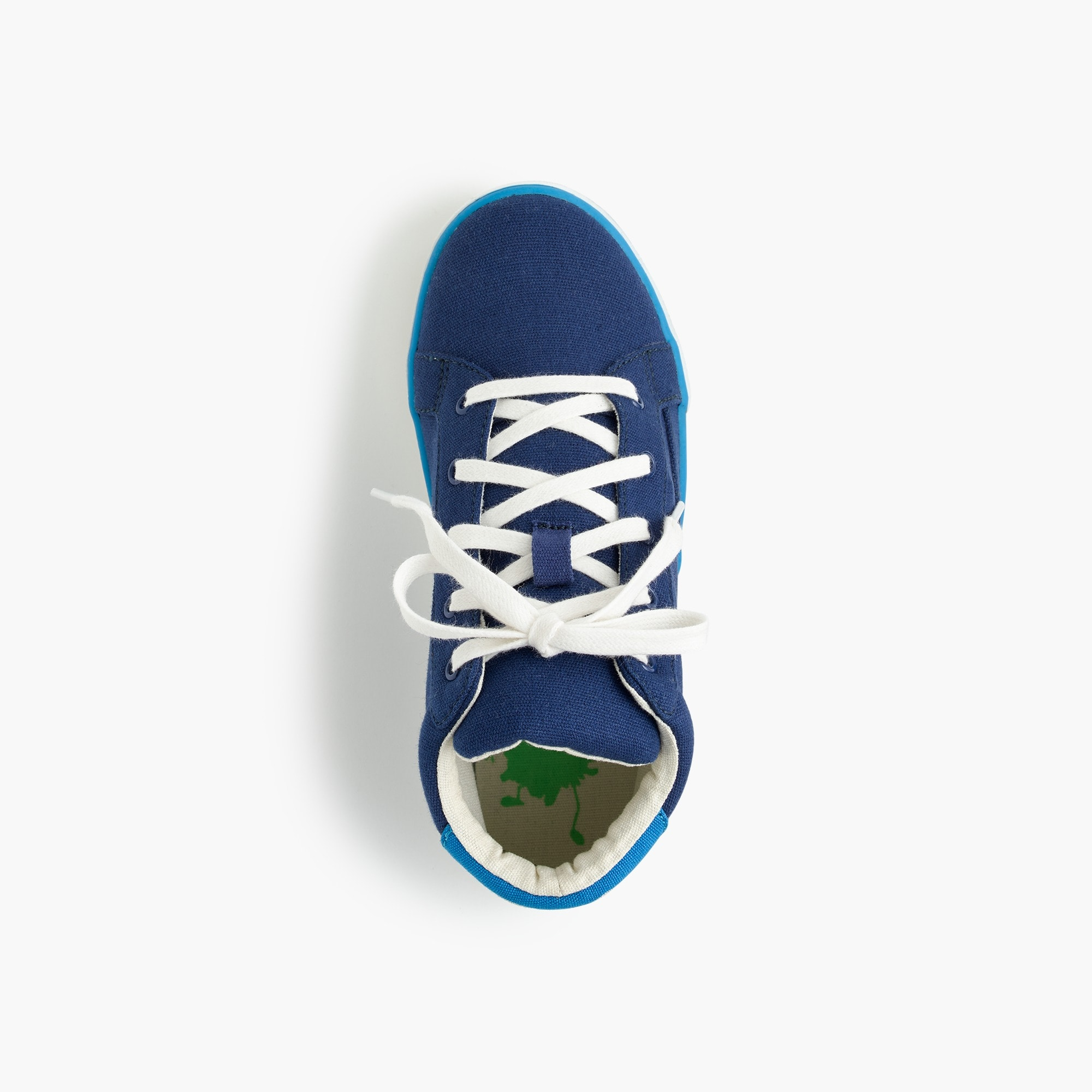 Kids' Max the Monster lace-up high top sneakers