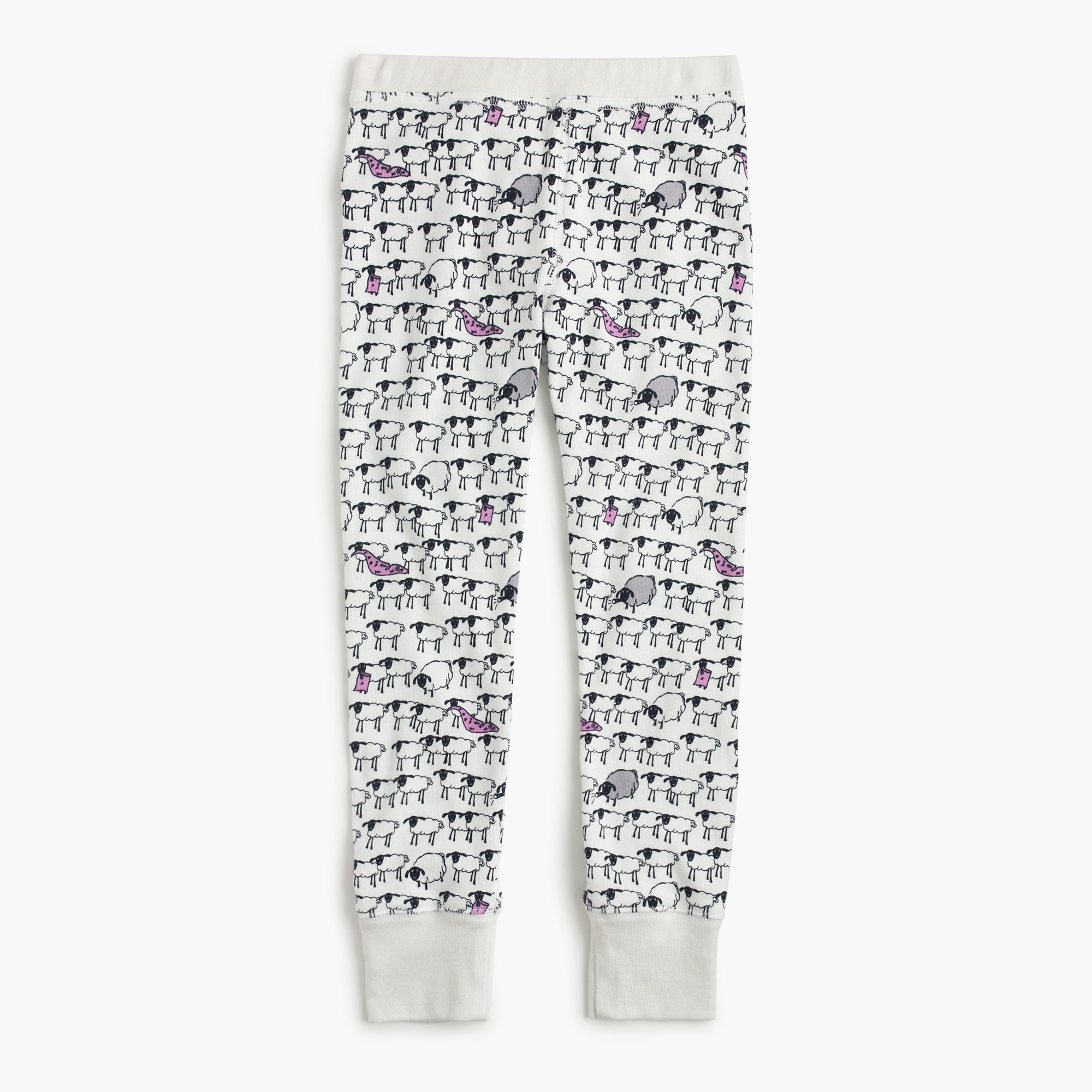Image 3 for Kids' pajama set in sheep