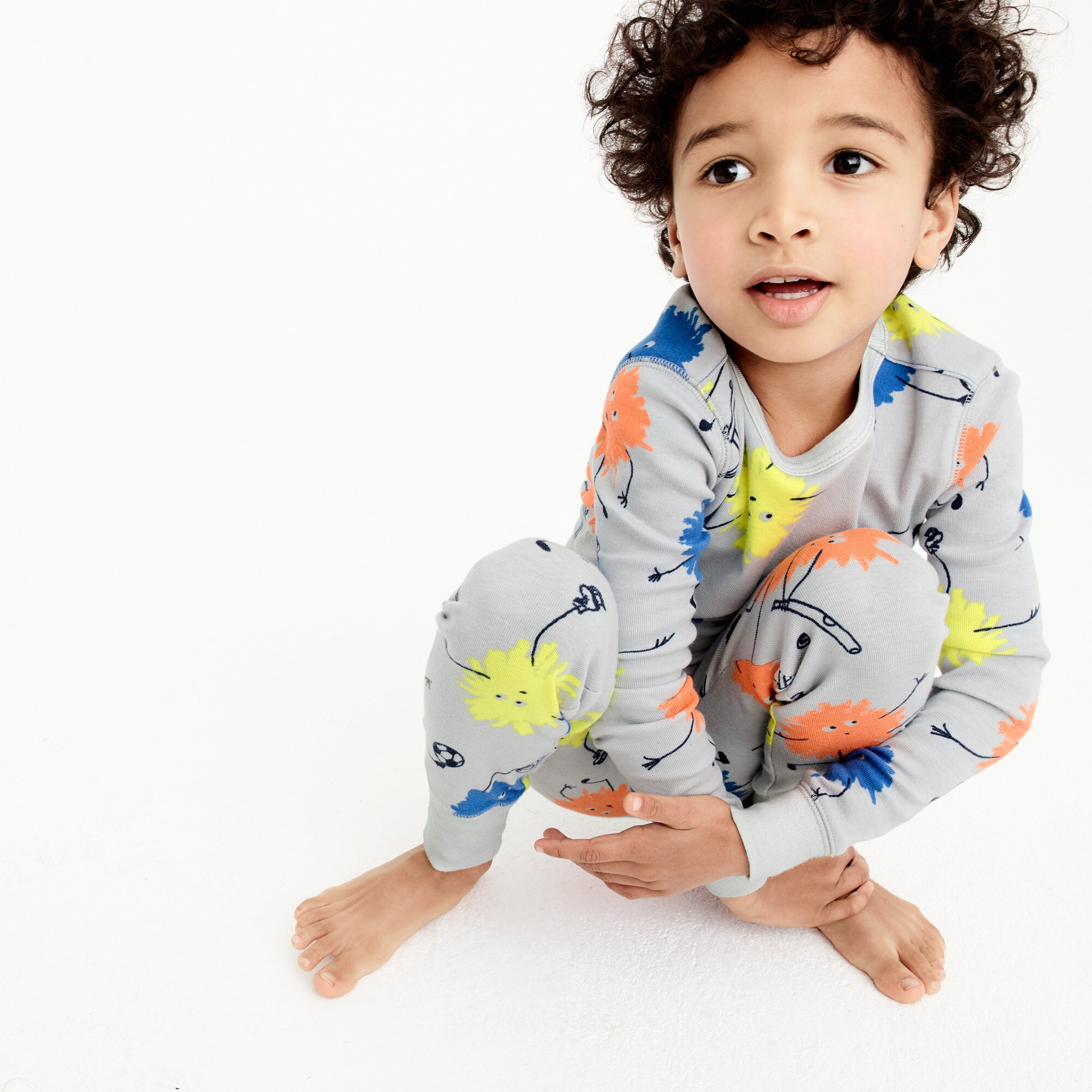 Kids' pajama set in Max the Monster