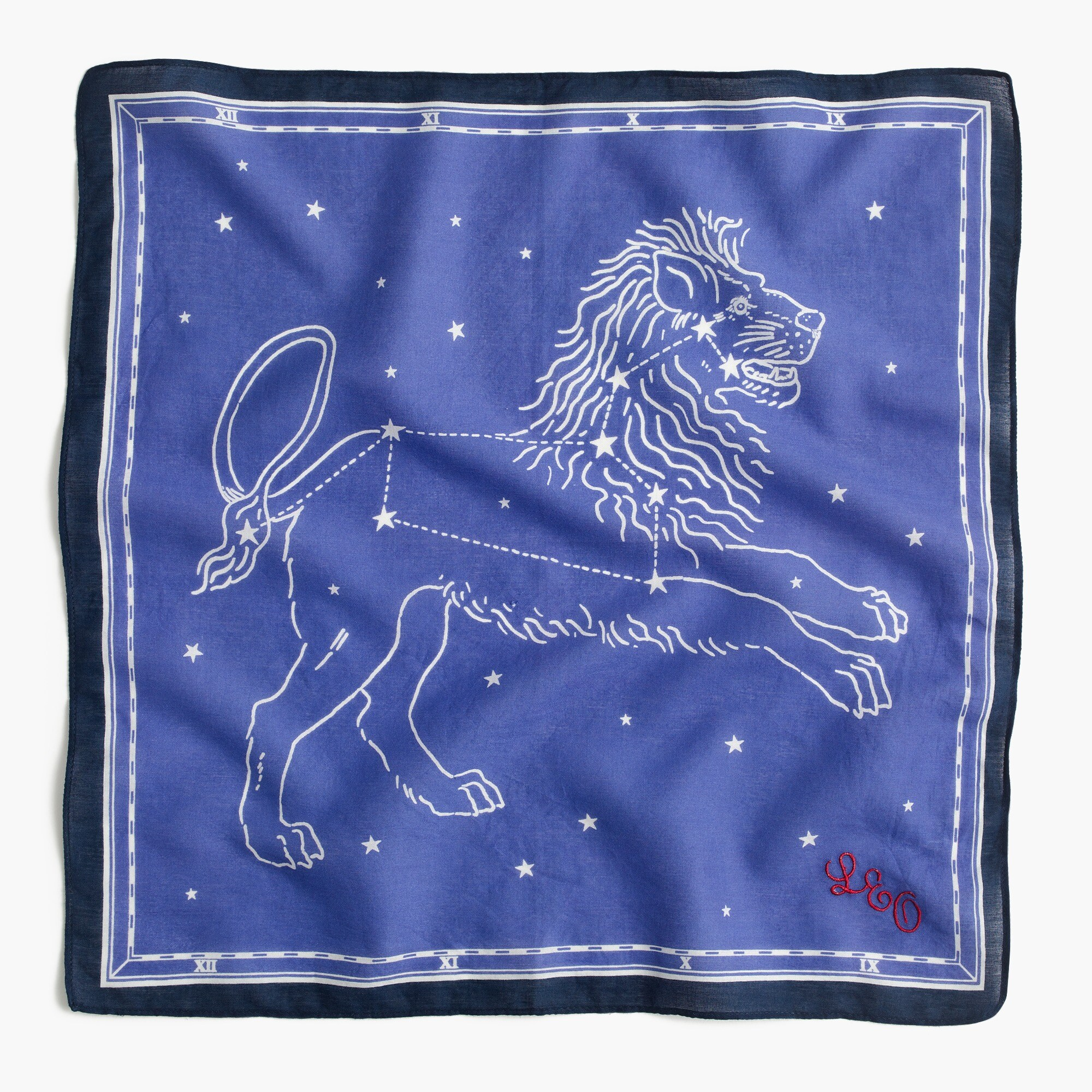 Bandana in Leo constellation