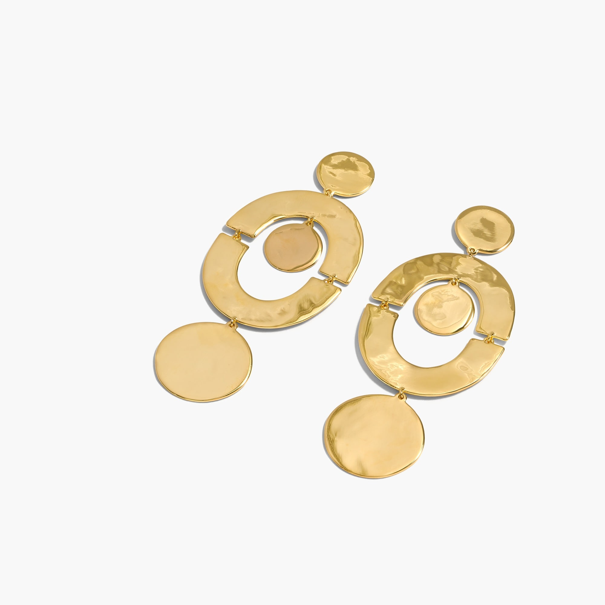 orbit earrings : women new arrivals