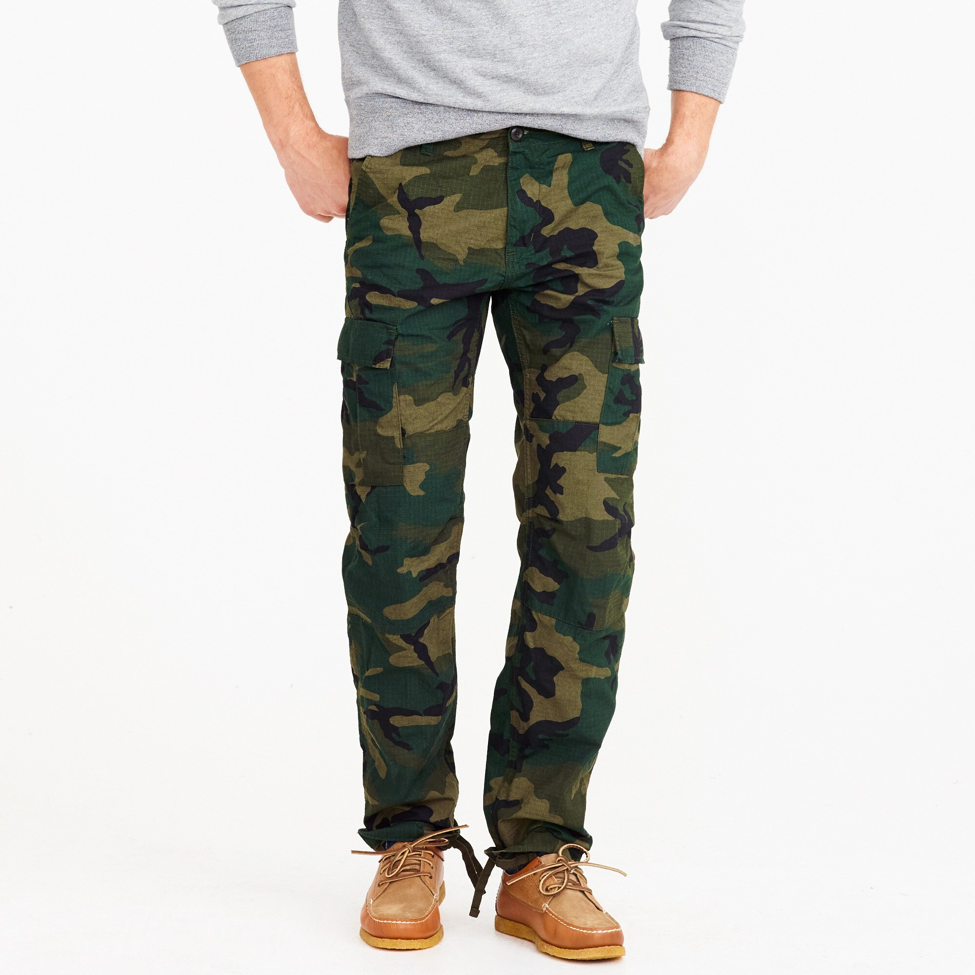 men's carhartt® work in progress pant in camo - men's pants