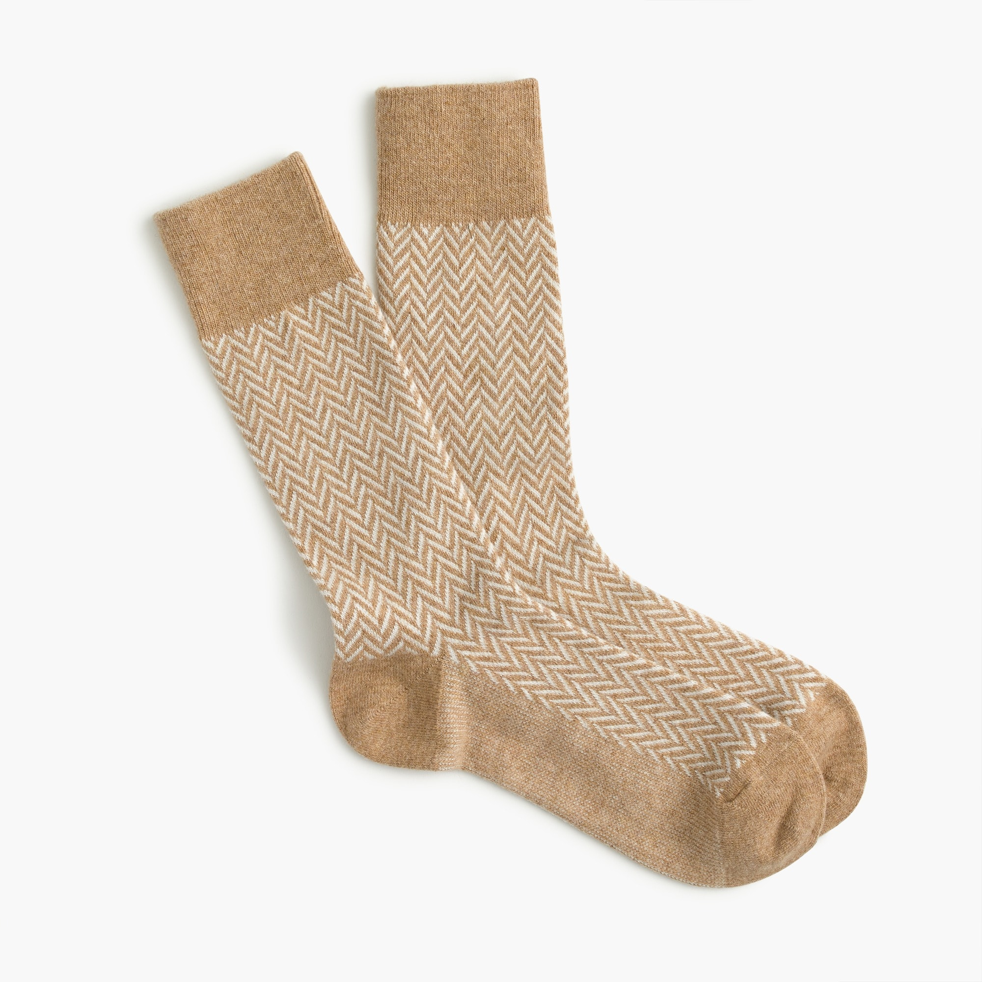 Anonymous Ism™ wool herringbone crew socks
