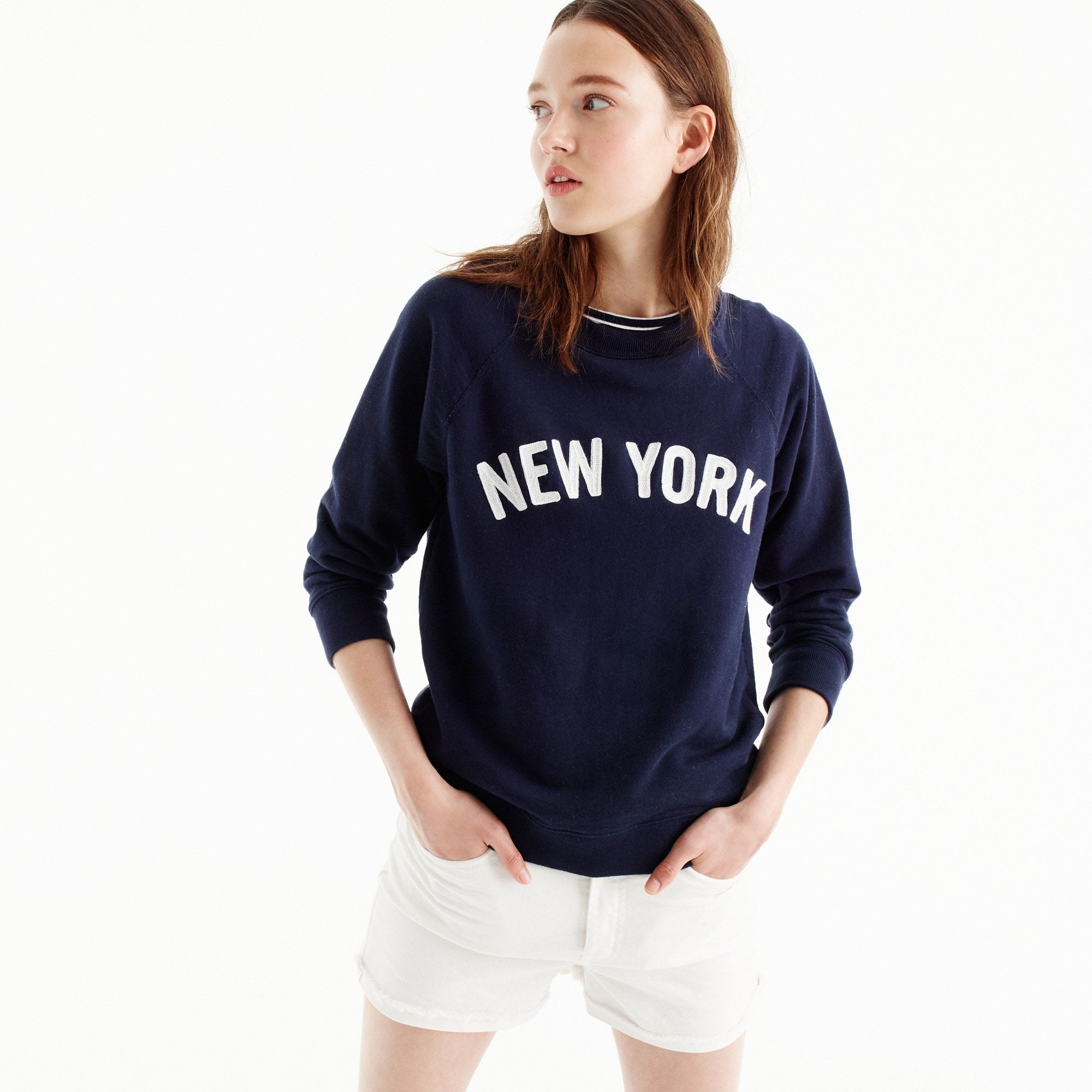 womens New York sweatshirt