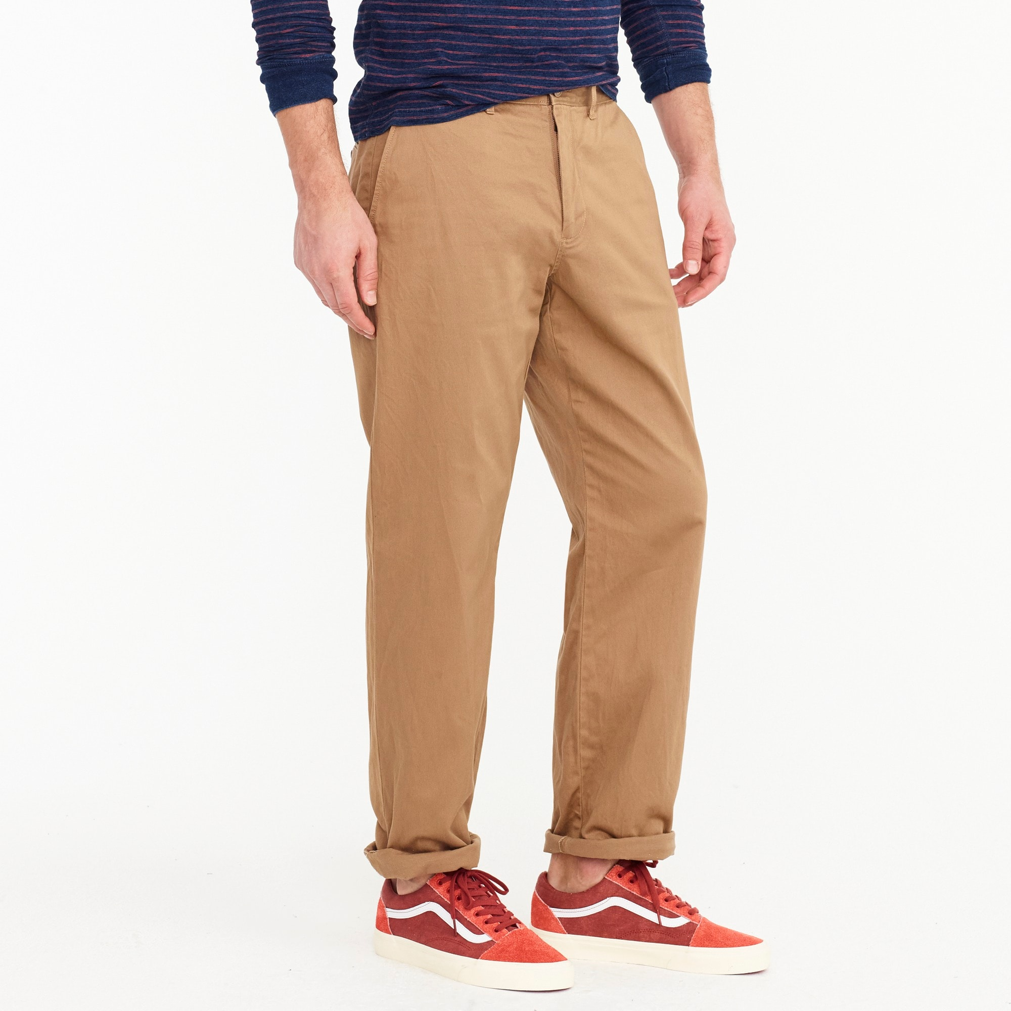 1450 Relaxed-fit stretch chino
