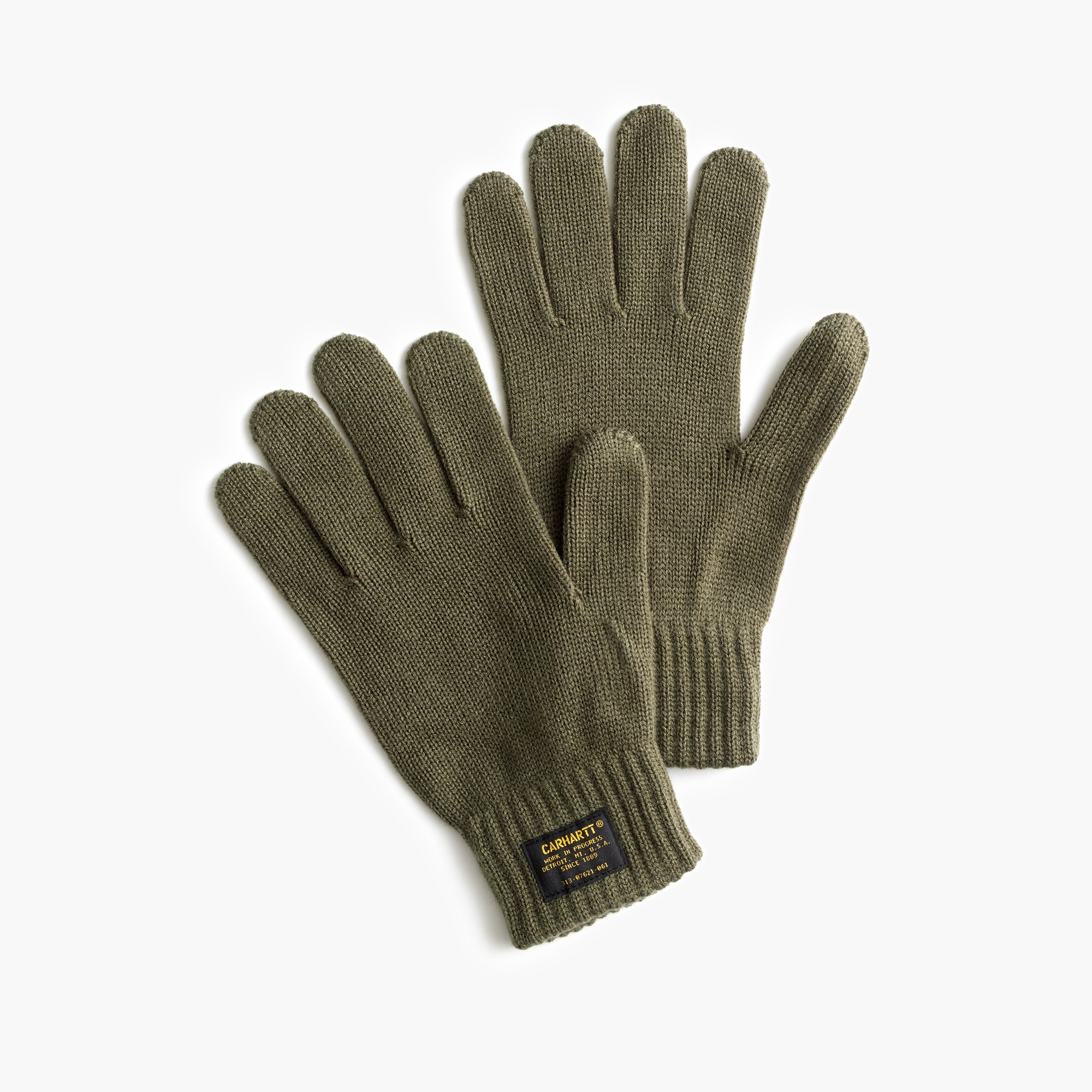 men's carhartt® work in progress gloves