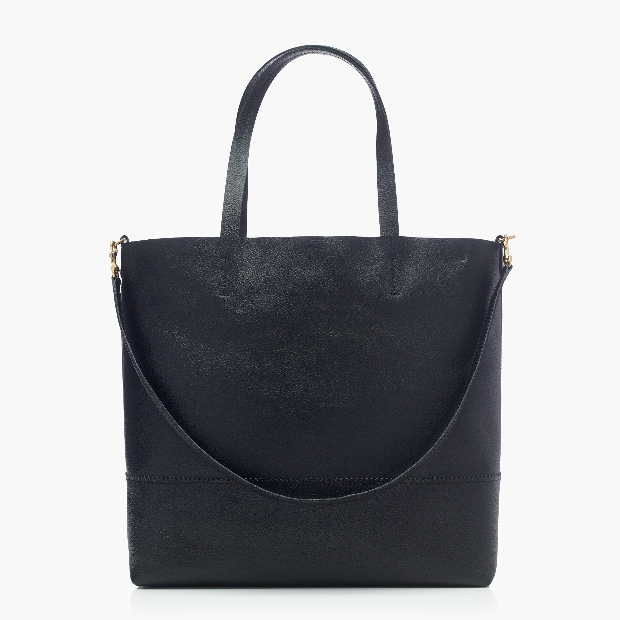 leather tote : women totes
