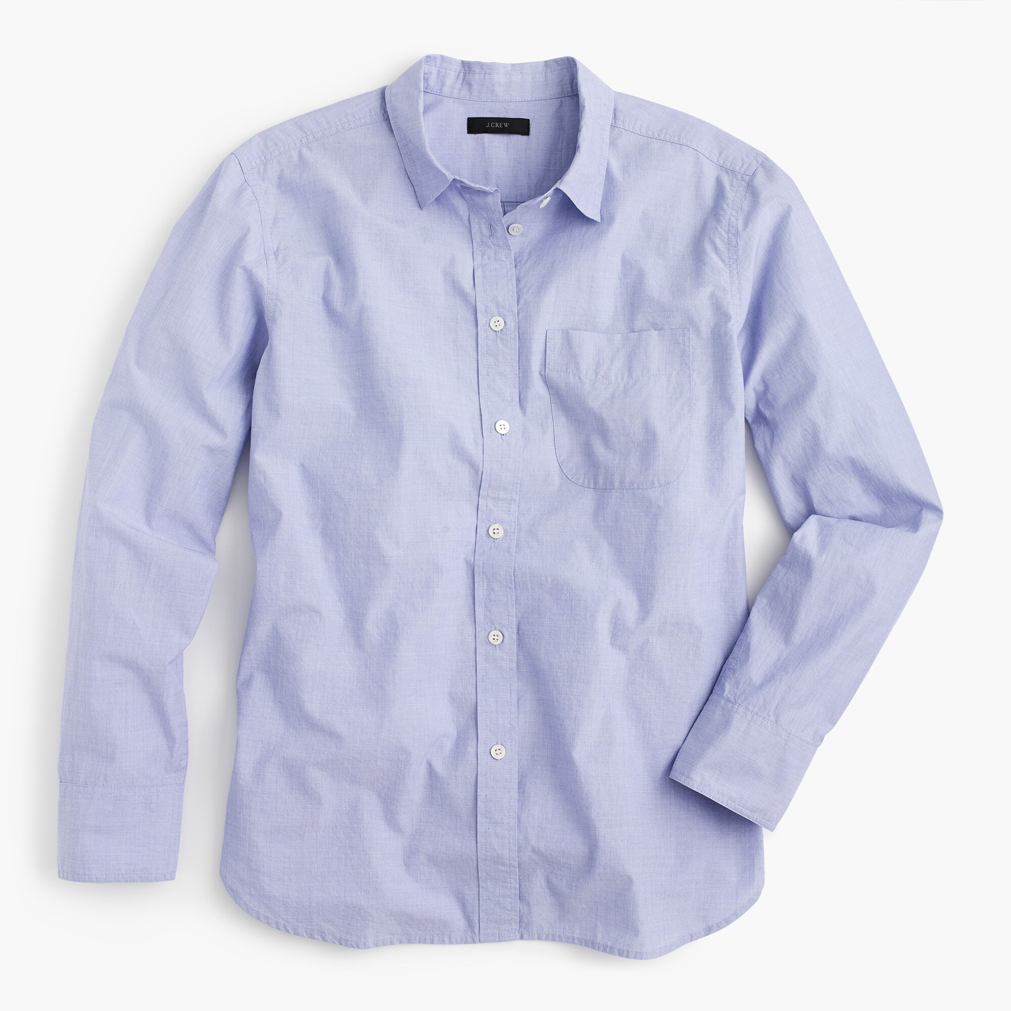 Boyfriend button-up shirt
