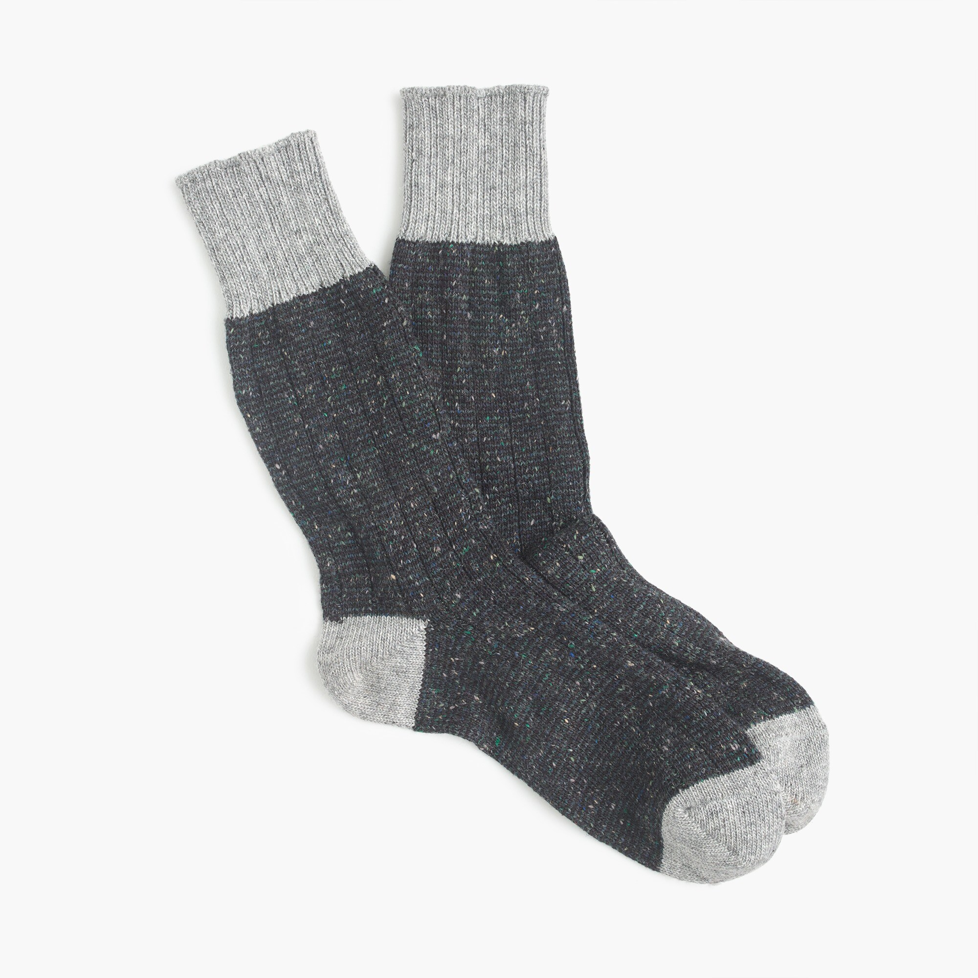 Anonymous Ism™ grey crew socks men socks c