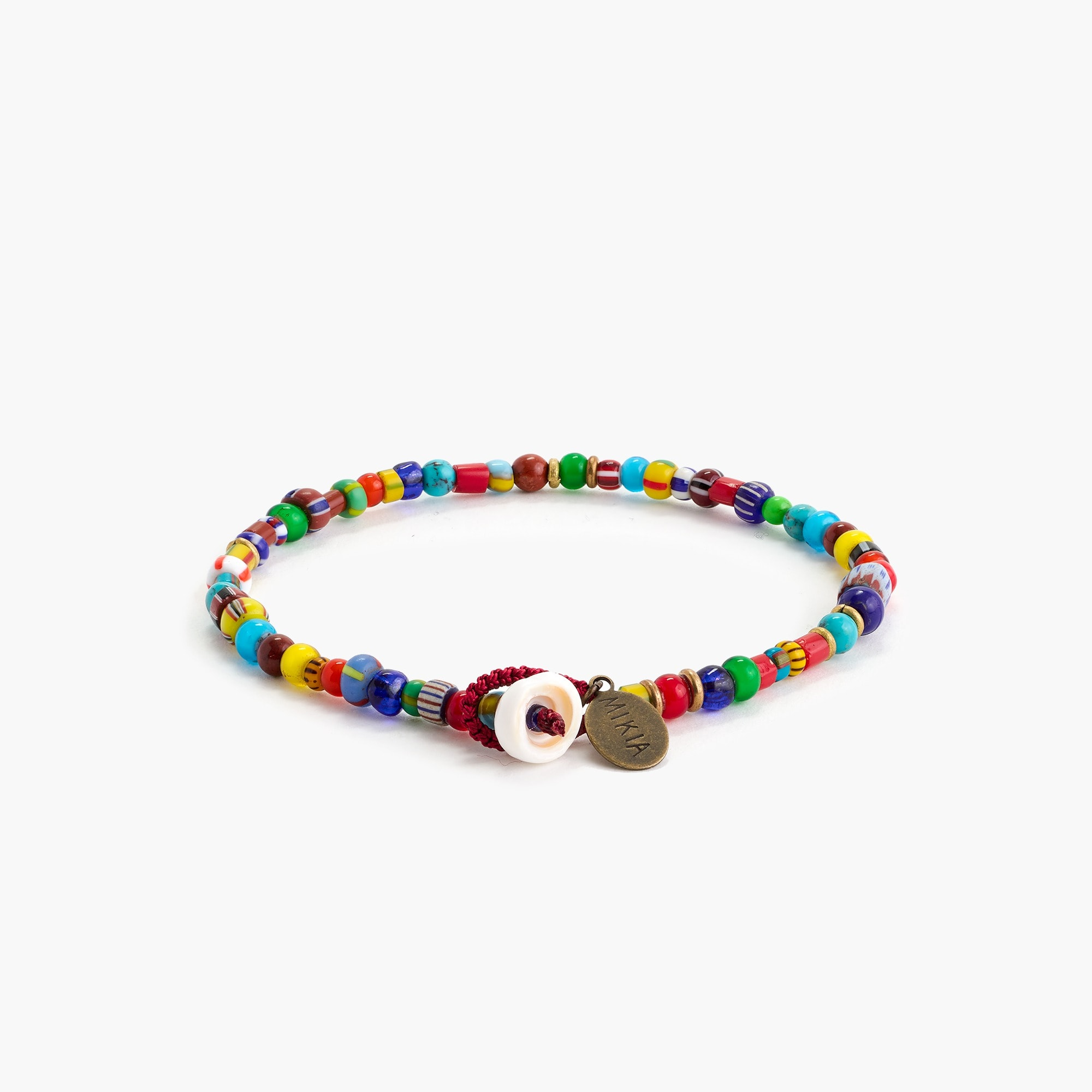 Mikia™ glass bead bracelet