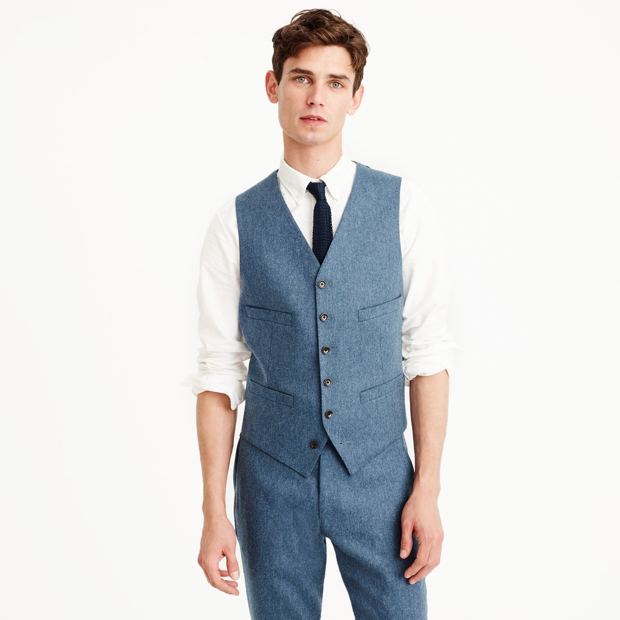 men's paul feig™ for j.crew suit vest - men's suiting