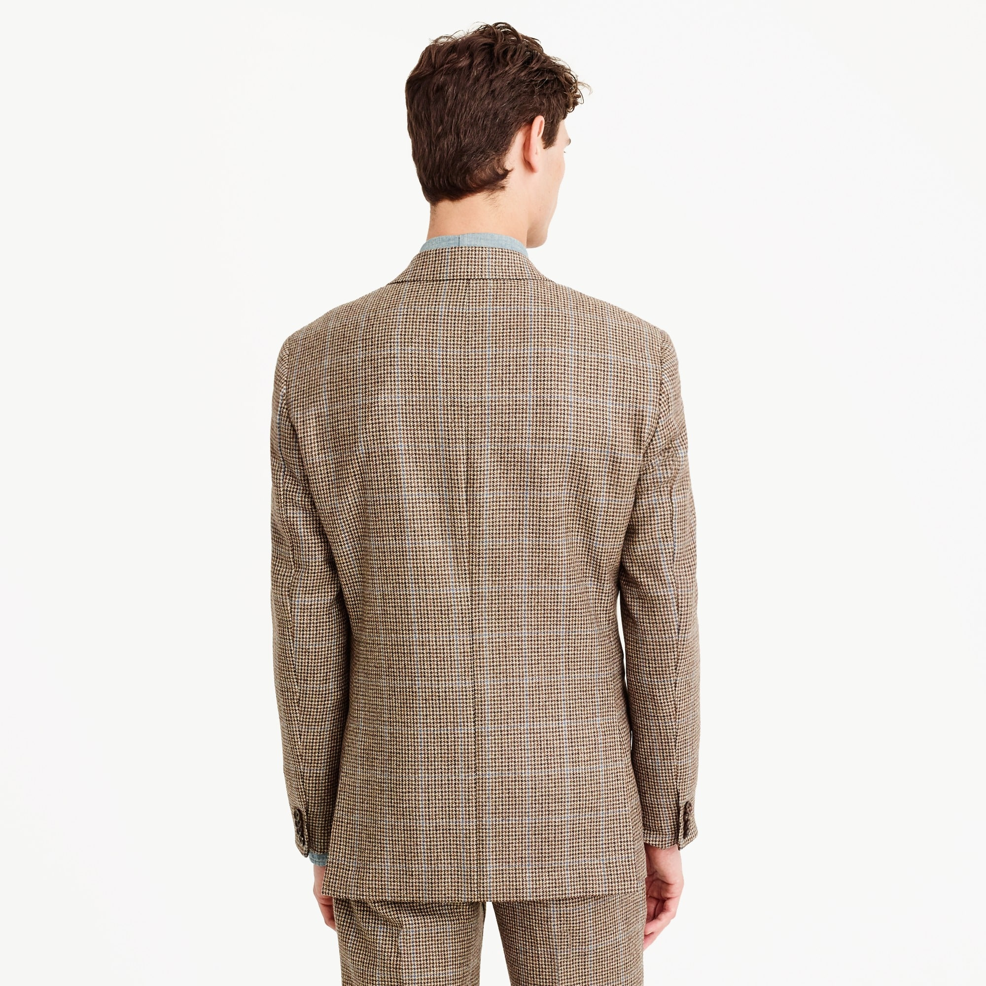 Image 3 for Paul Feig™ for J.Crew peak-lapel suit jacket in check
