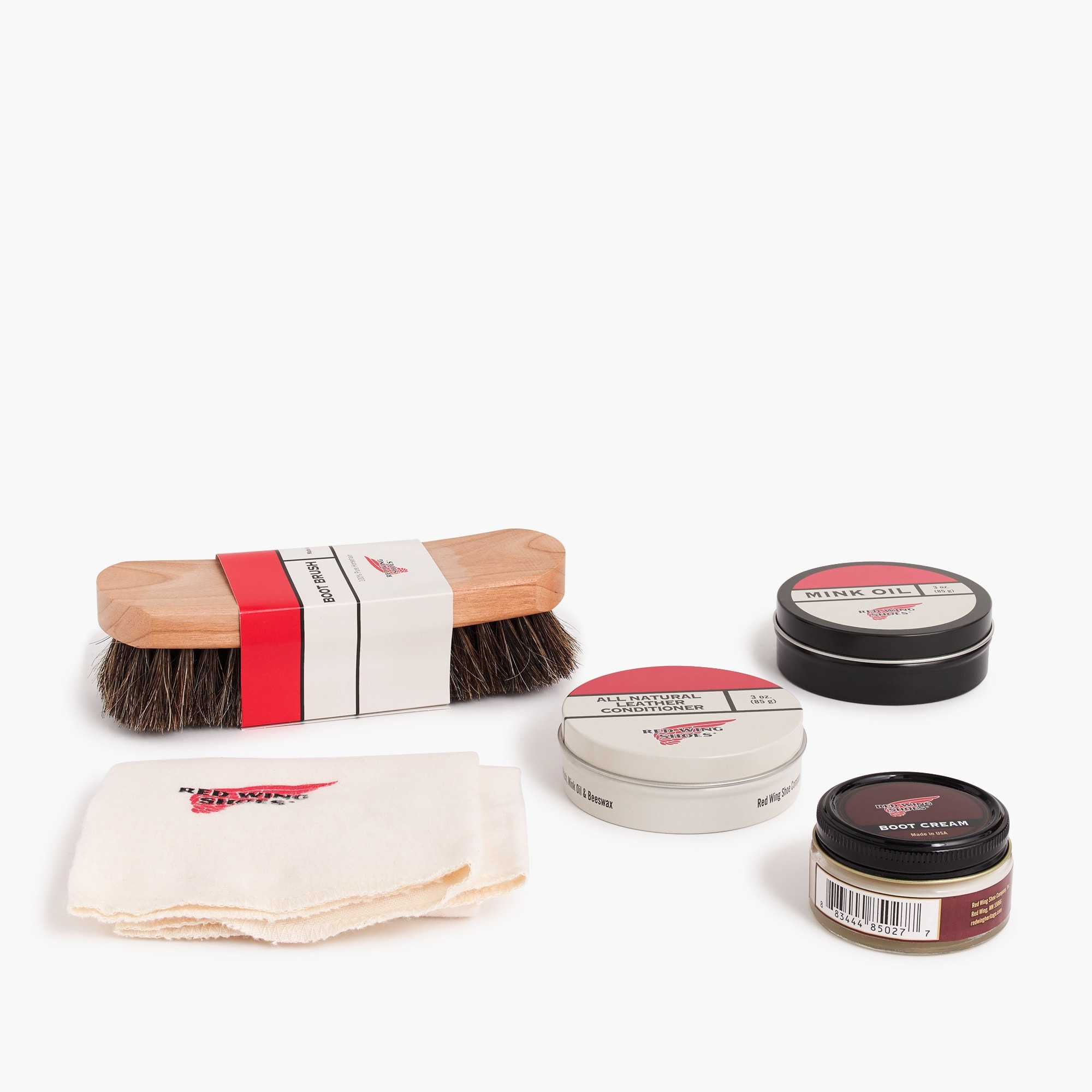 Red Wing® leather care kit