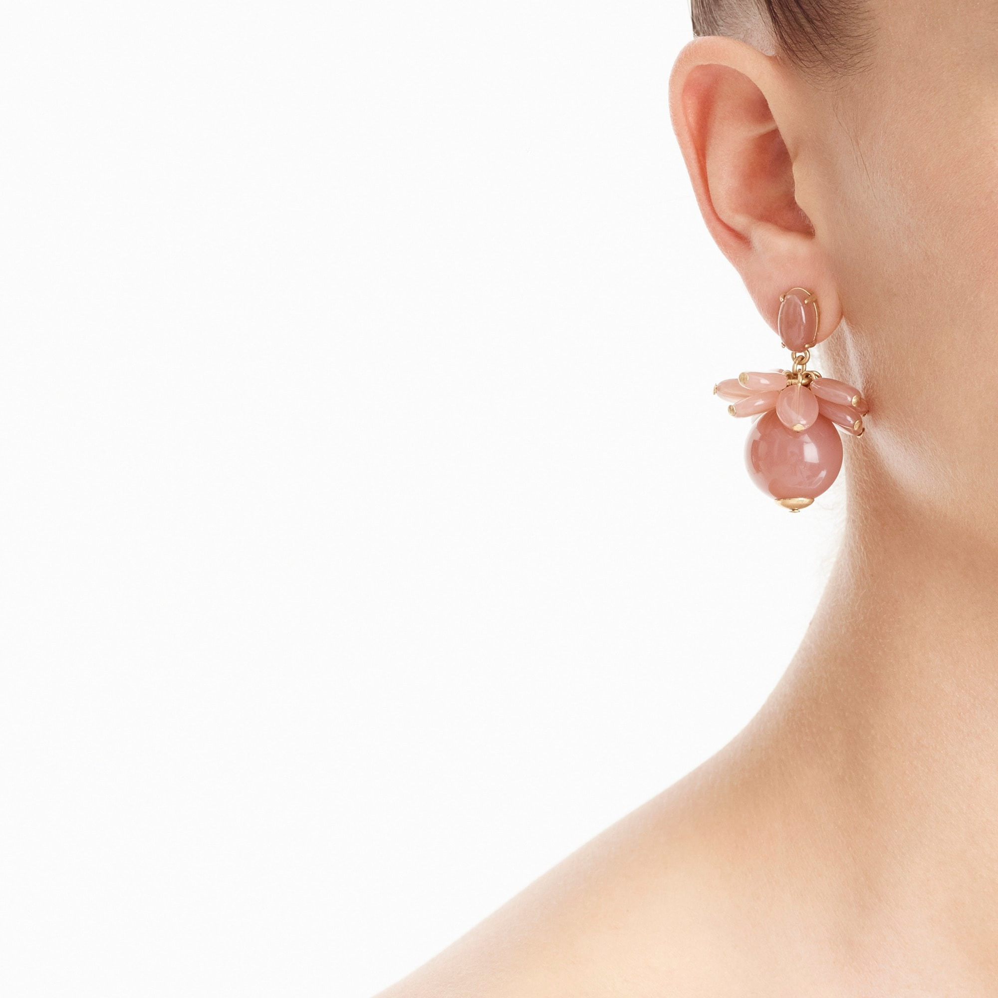 Blossom bauble earrings