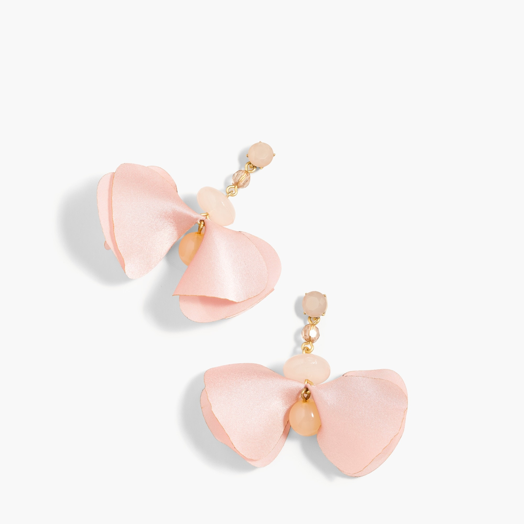 pretty petal earrings : women jewelry shop