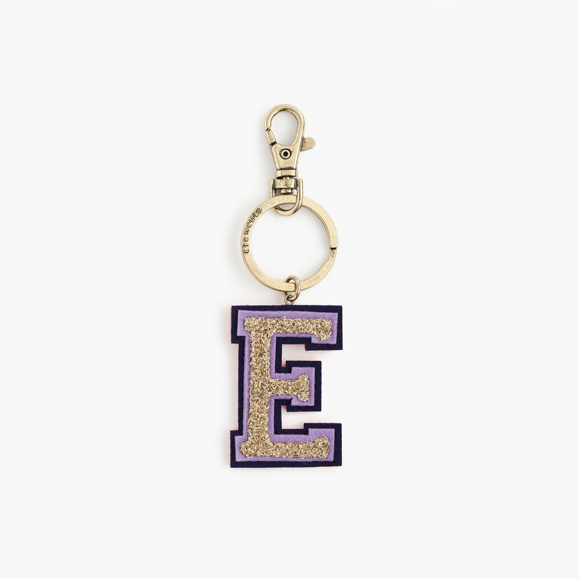 kids' letter key chain : boy accessories