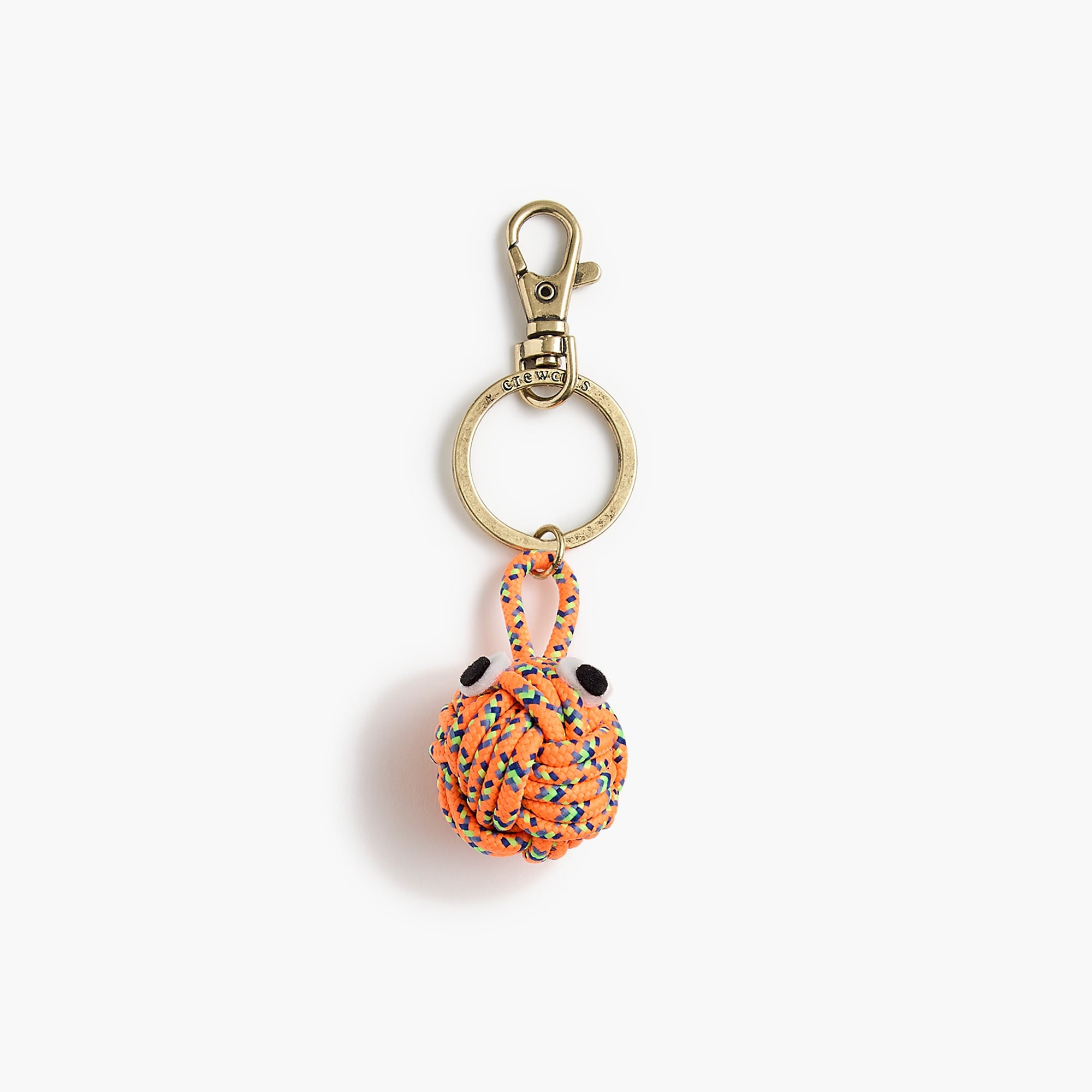 Kids' round knot Max the Monster key chain