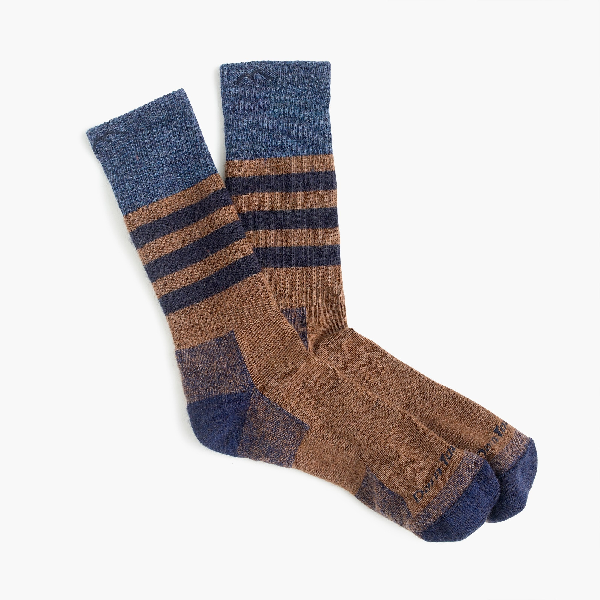Darn Tough Vermont® for J.Crew triple-stripe socks men j.crew in good company c