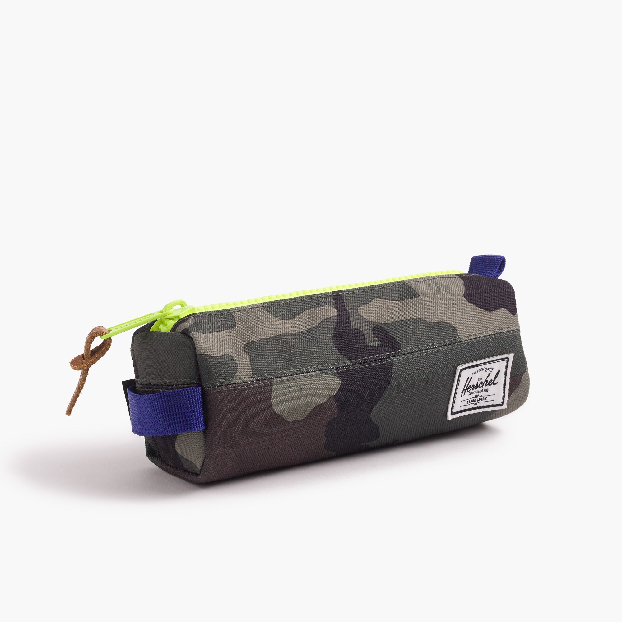 Kids' Herschel Supply Co.® pencil case in camo