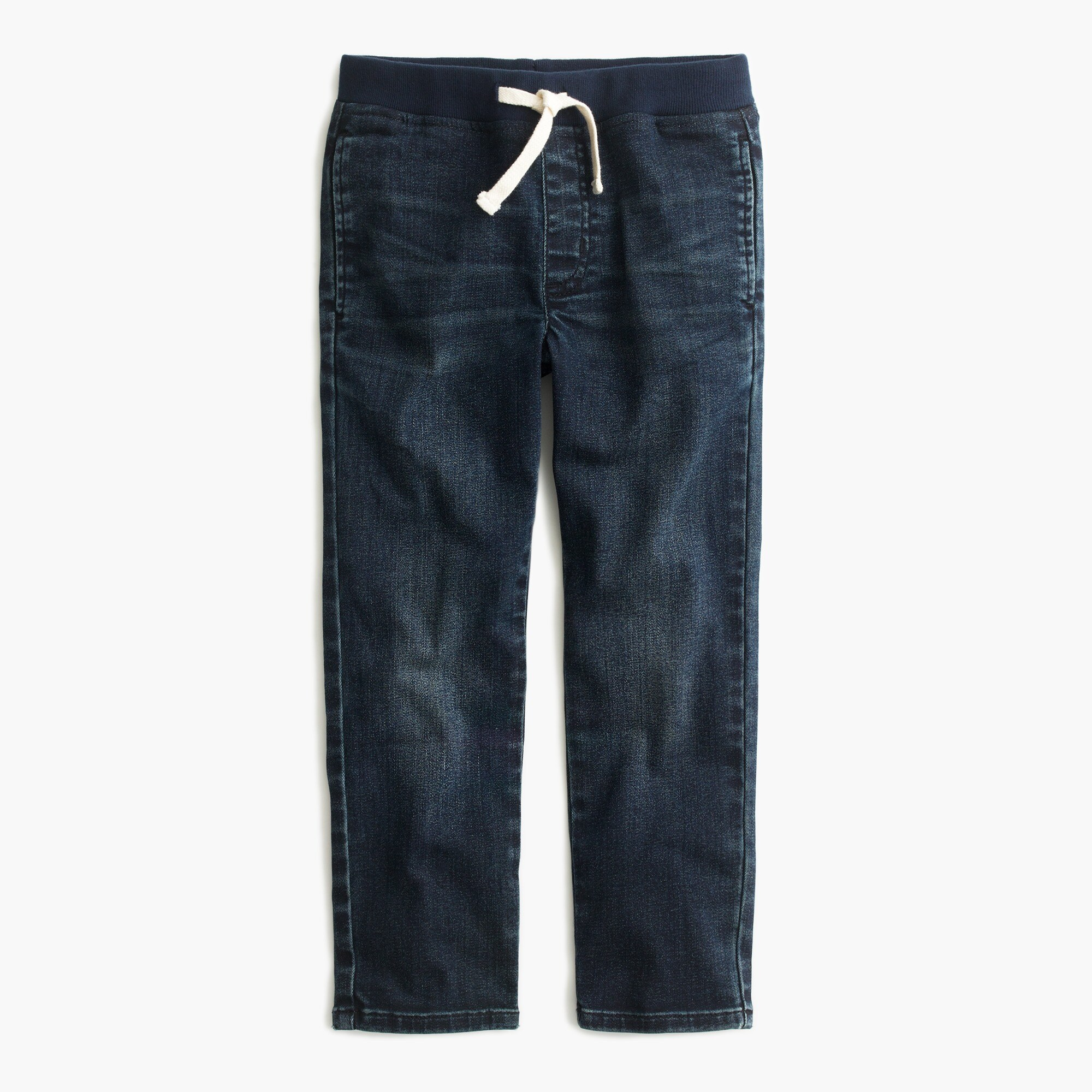 Boys' pull-on jeans boy pants c