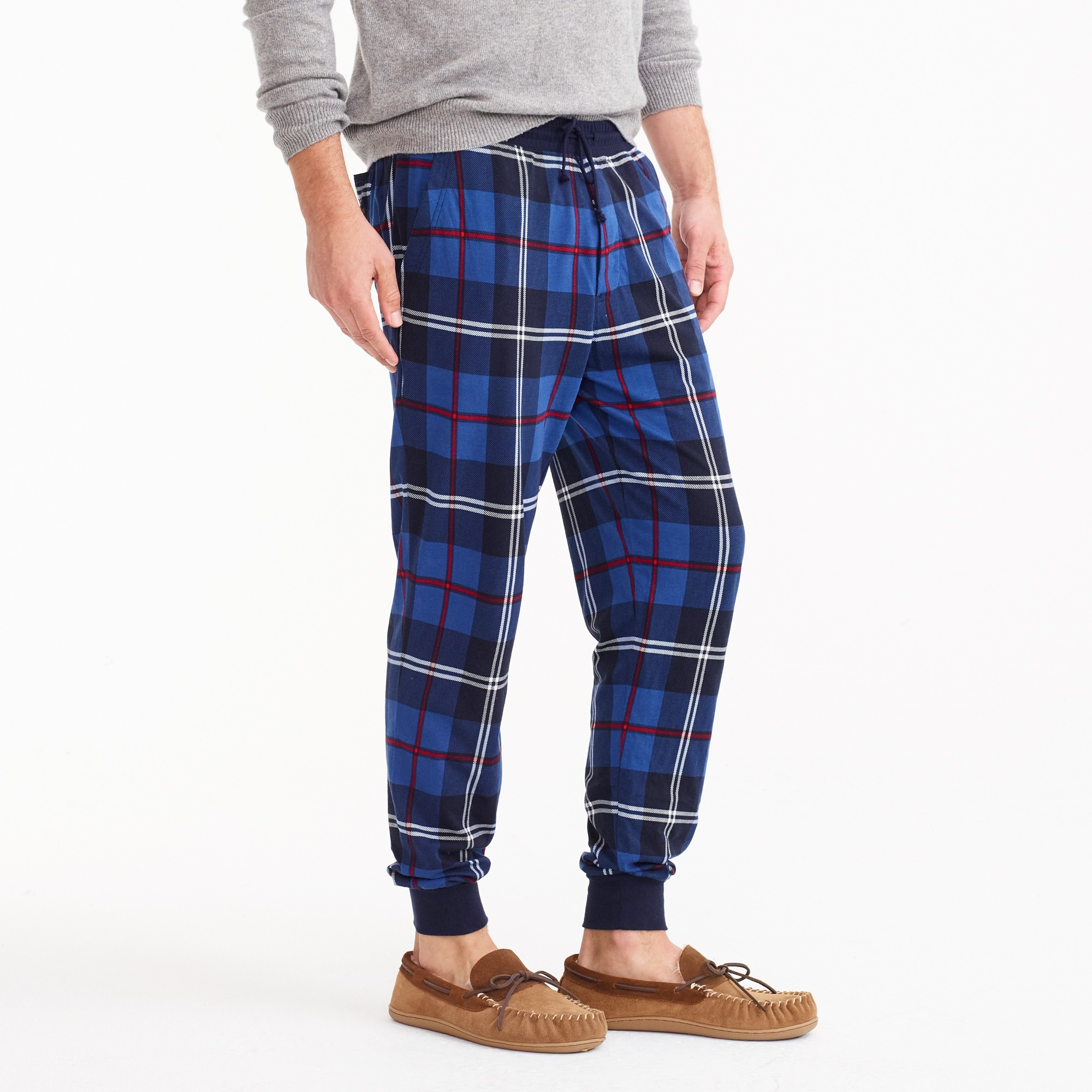 Image 3 for Flannel lounge pant