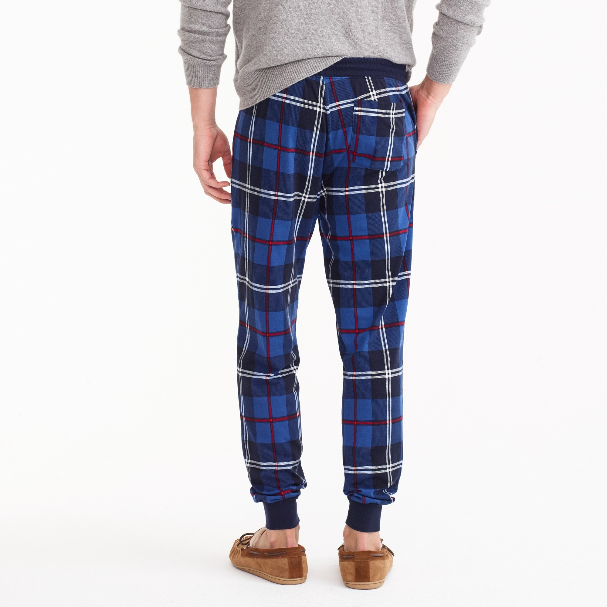 Image 4 for Flannel lounge pant