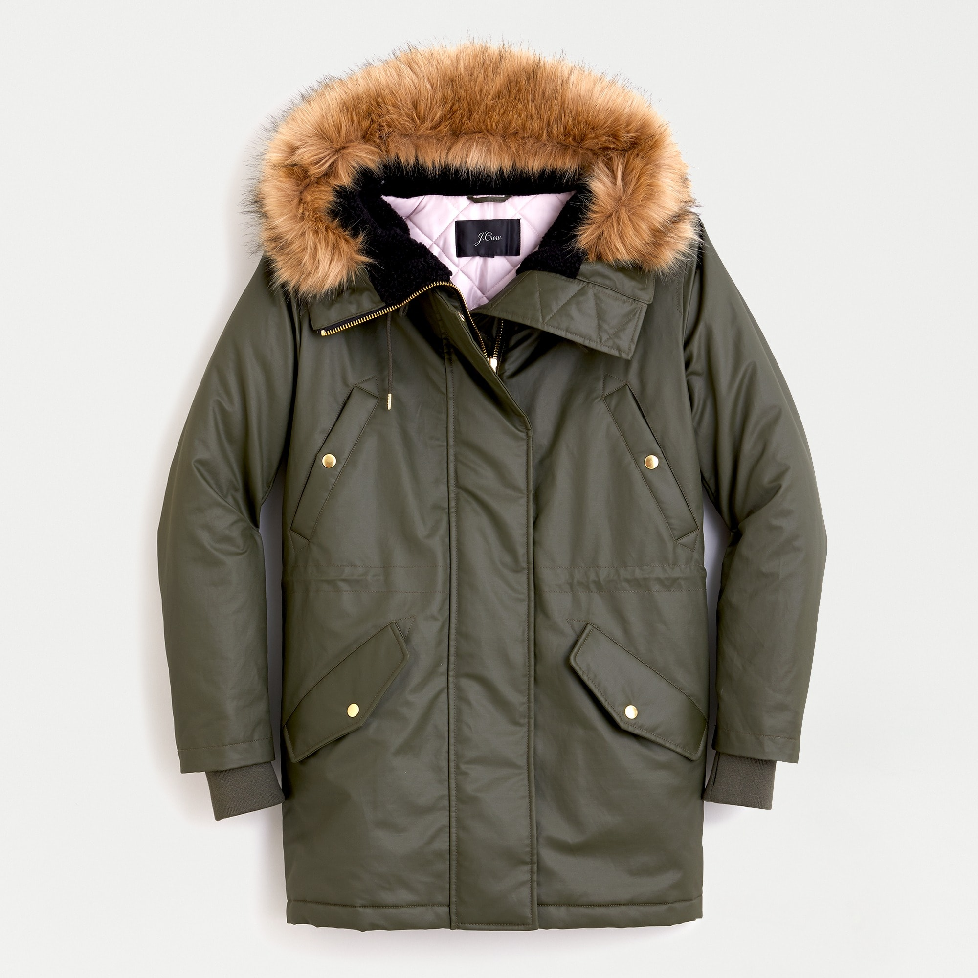 Perfect winter parka