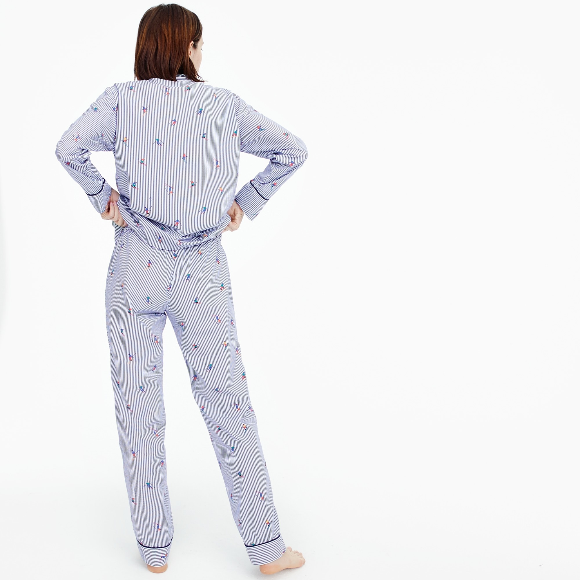 Image 3 for Skiers pajama set