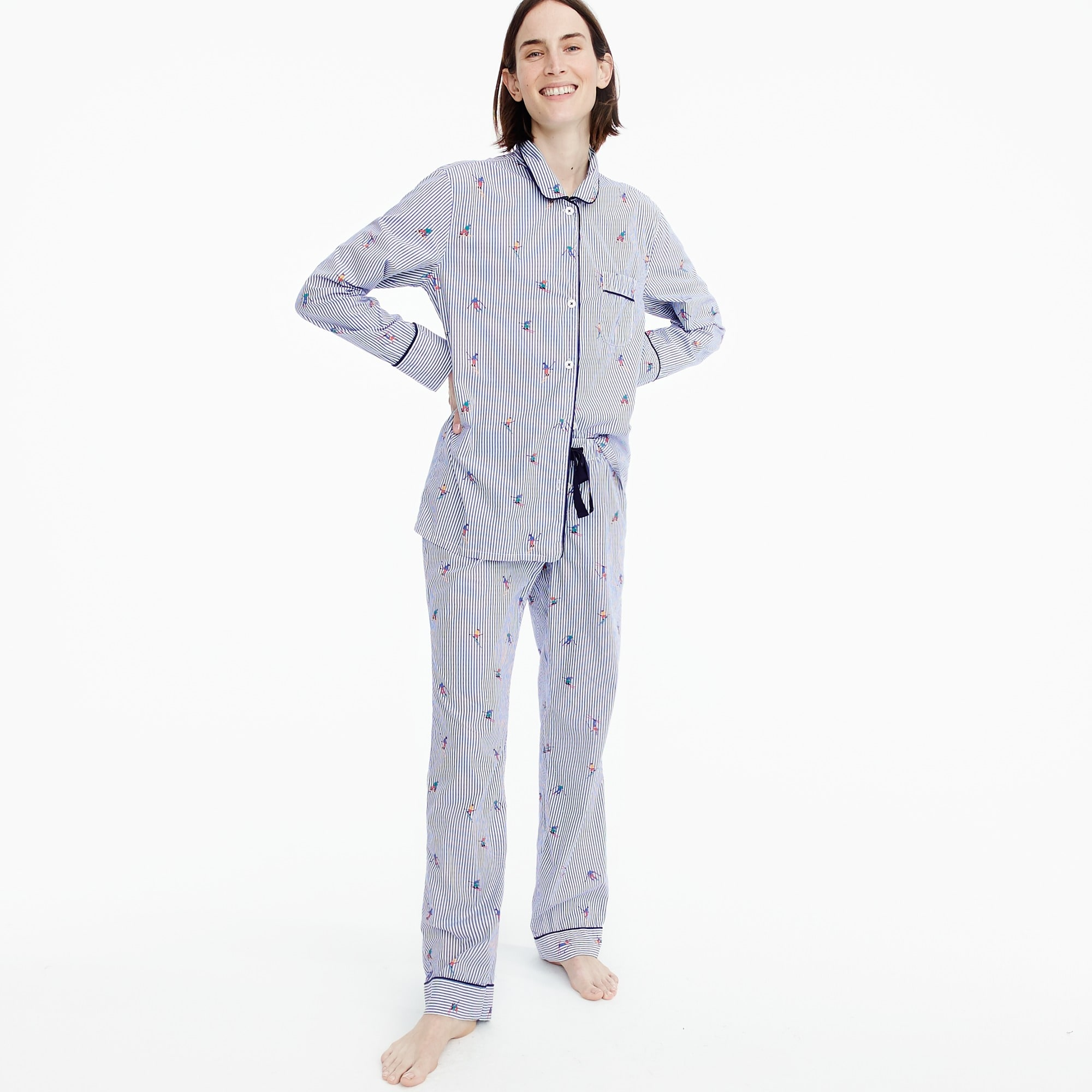 Image 1 for Skiers pajama set