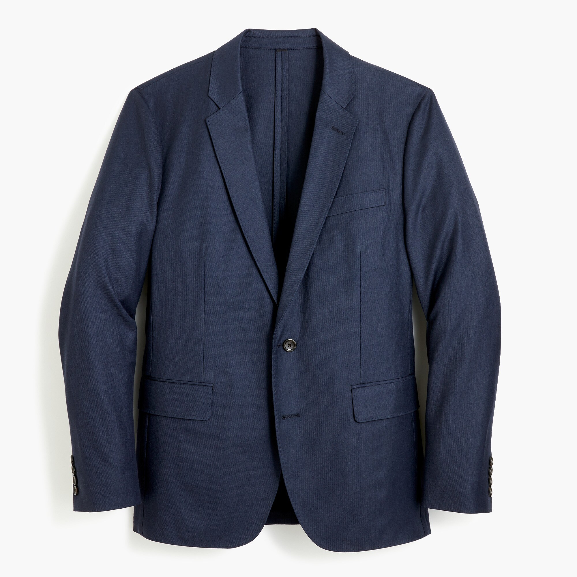 Ludlow unstructured blazer in American wool