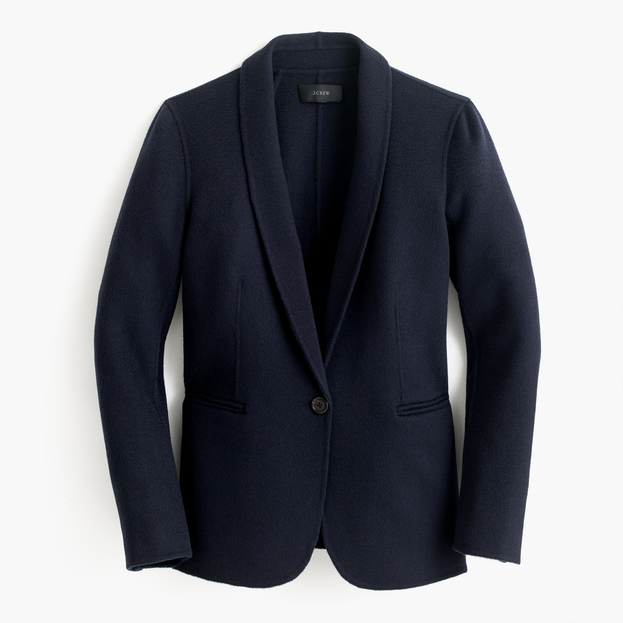 Collection Parke blazer in double-faced cashmere